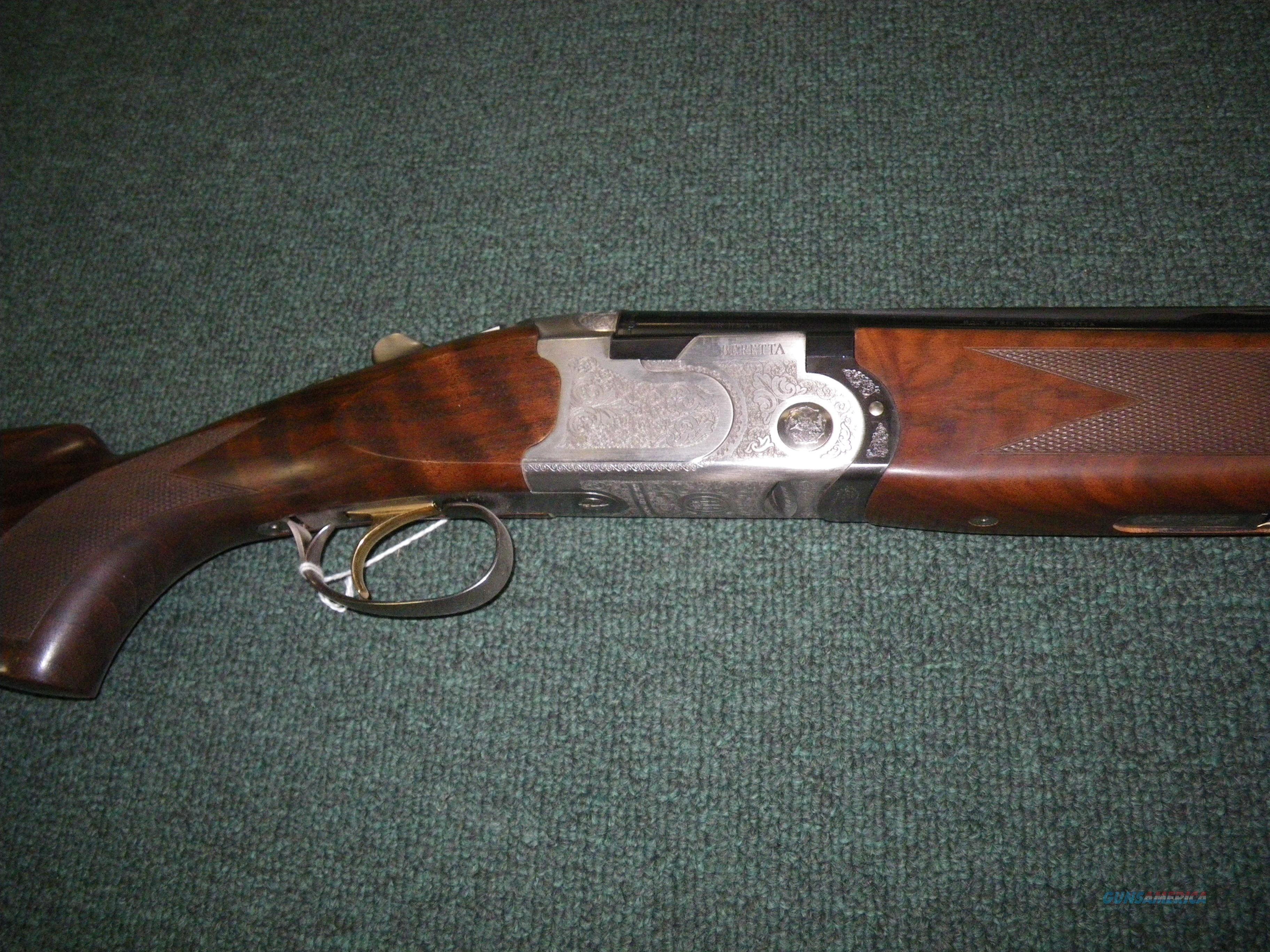 "Beretta 686 Silver Pigeon I 20ga 30"" Over Under J6863K0  Guns > Shotguns > Beretta Shotguns > O/U > Hunting"