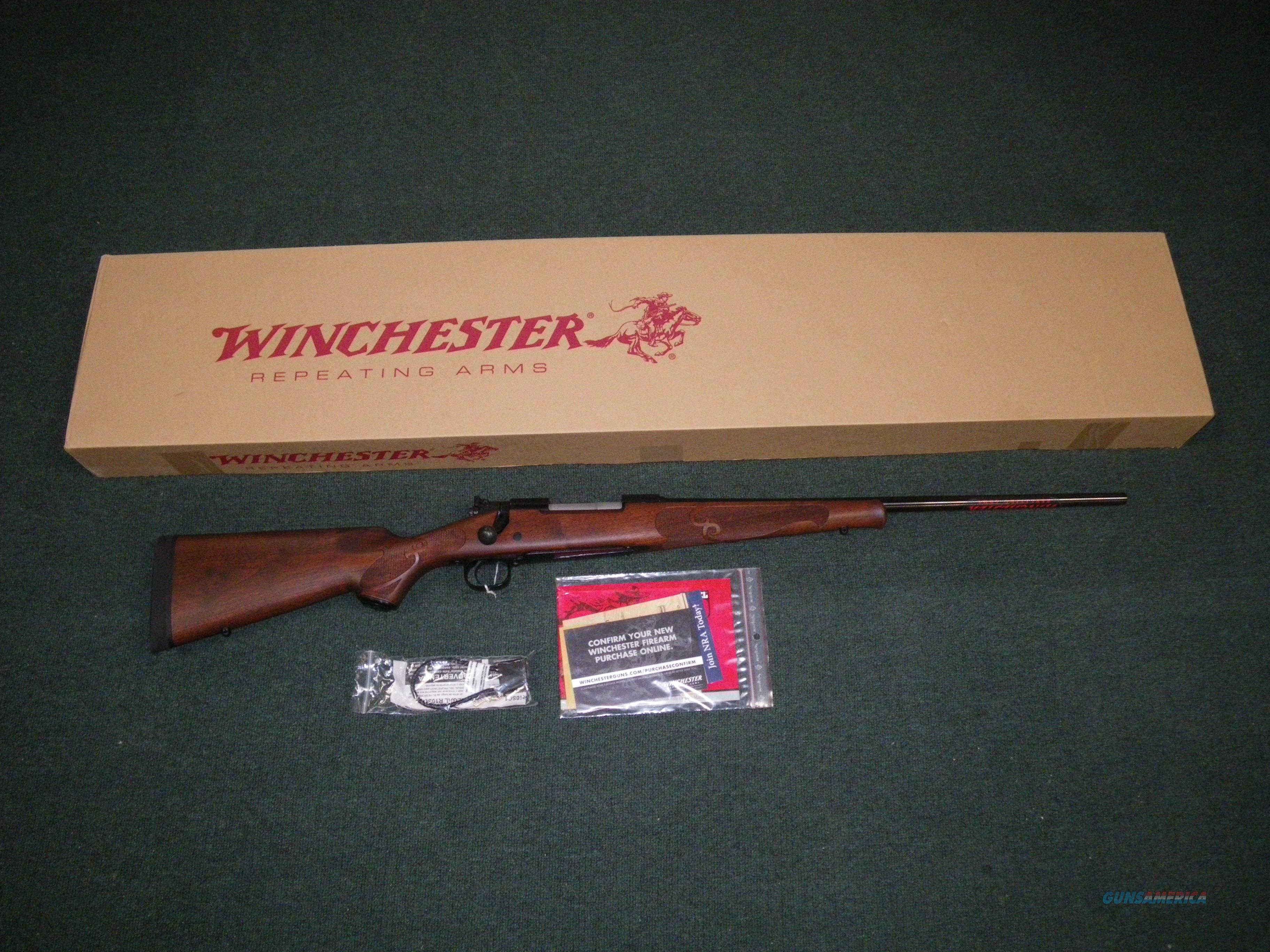 "Winchester Model 70 Featherweight 308 Win 22"" #535200220  Guns > Rifles > Winchester Rifles - Modern Bolt/Auto/Single > Model 70 > Post-64"