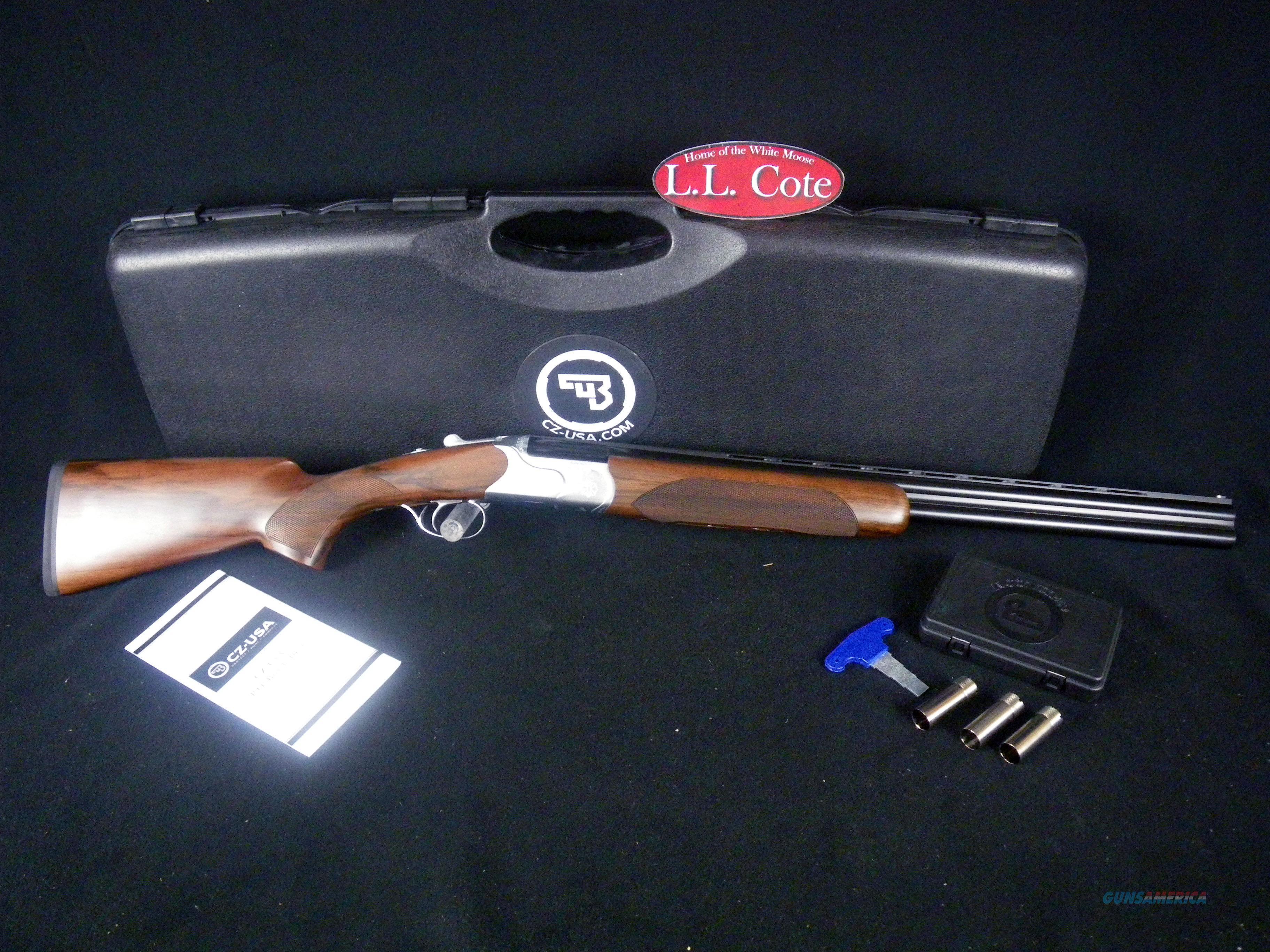 "CZ Redhead Premier Reduced Length 20ga 24"" NEW 3"" 06469  Guns > Shotguns > CZ Shotguns"