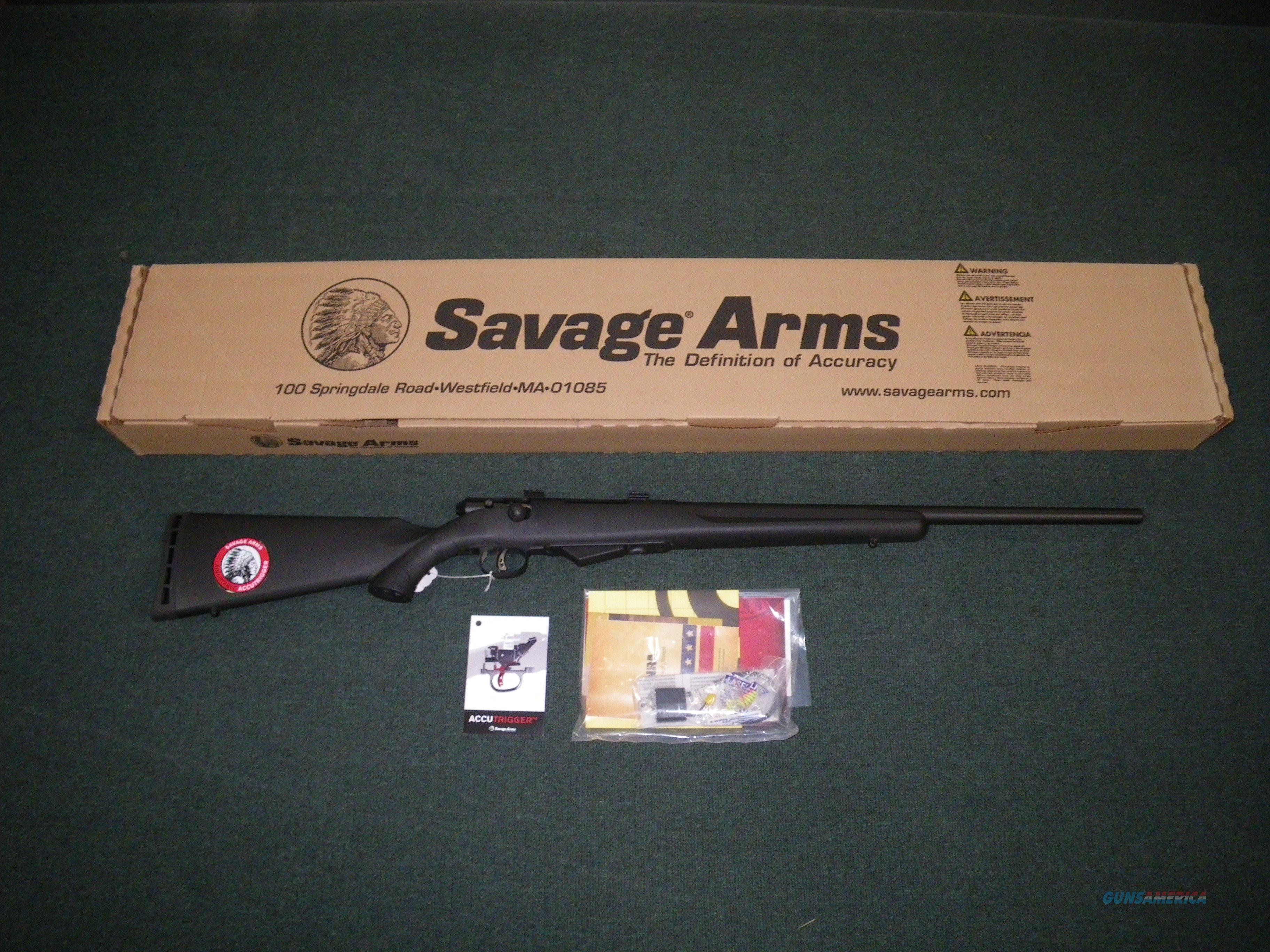 """Savage 25 Walking Varminter 223 Rem 22"""" 19155 NEW  Guns > Rifles > Savage Rifles > 25"""