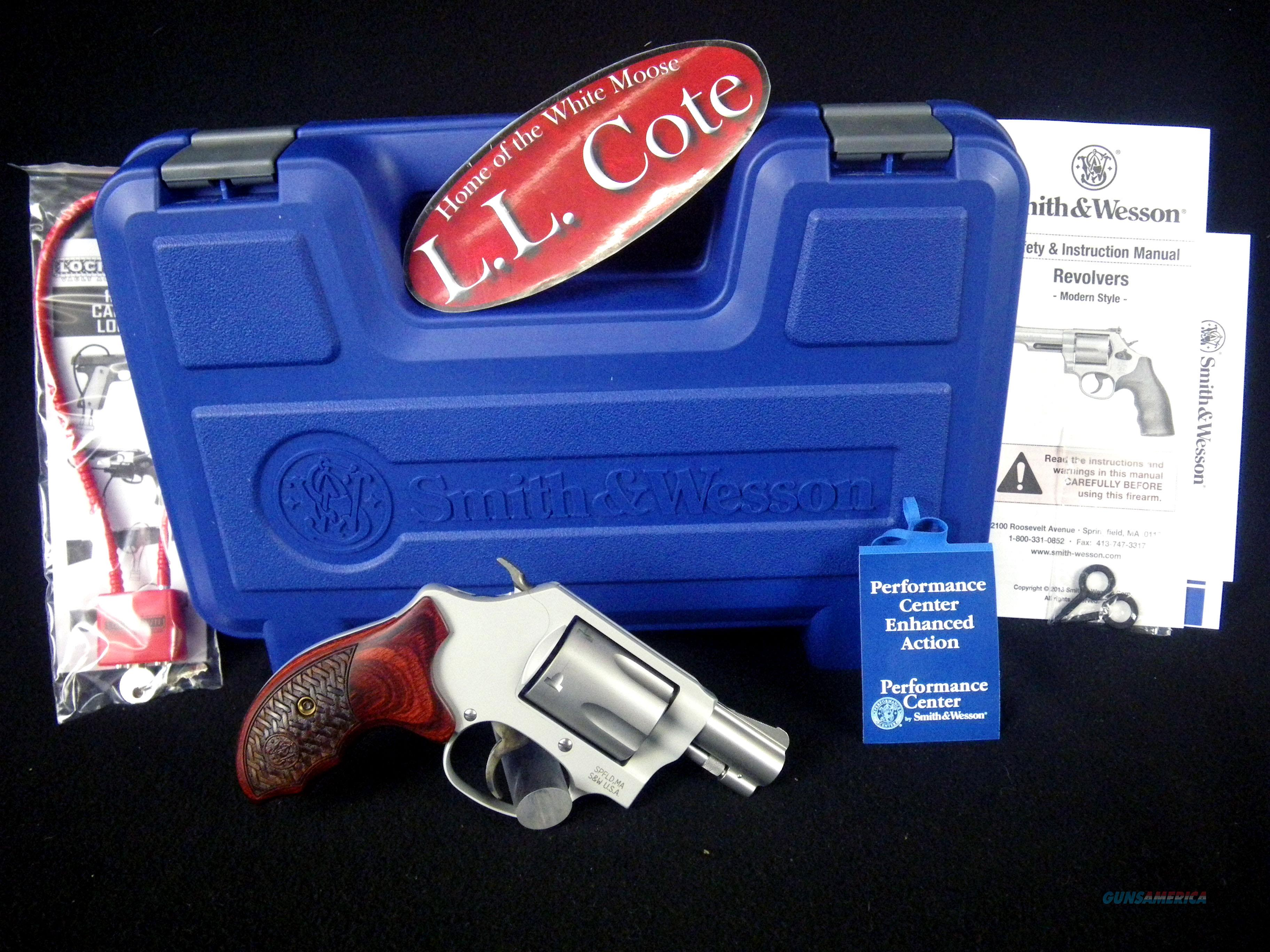 """Smith & Wesson Perf Center 637 38Spl+P 1.875"""" NEW 170349  Guns > Pistols > Smith & Wesson Revolvers > Performance Center"""