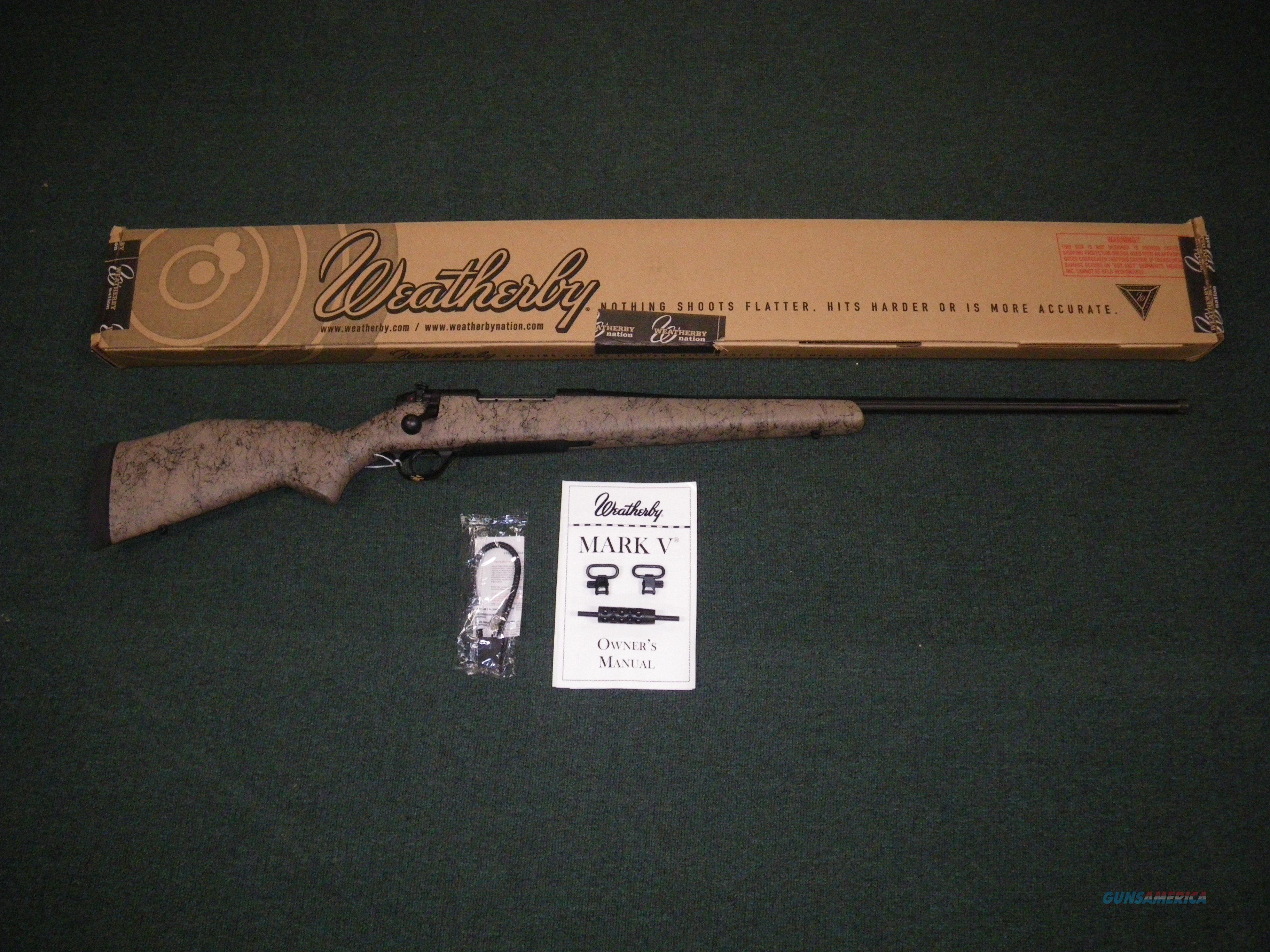 "Weatherby Mark V Ultra Ltwt 6.5-300 Wby Mag 28"" NEW #MUTM653WR8B  Guns > Rifles > Weatherby Rifles > Sporting"