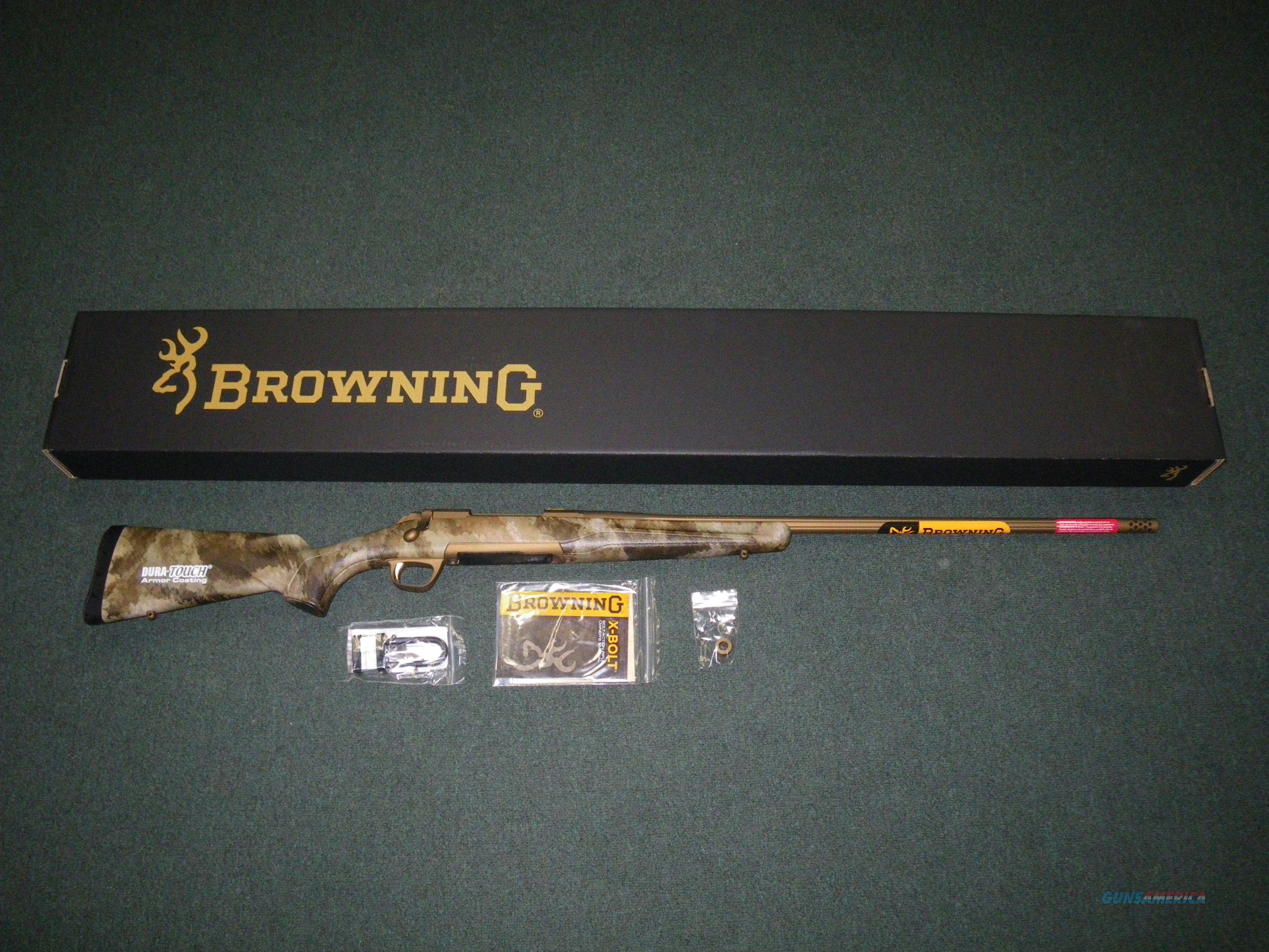 "Browning X-Bolt Hells Canyon Long Range 6mm Creed 26"" #035389291  Guns > Rifles > Browning Rifles > Bolt Action > Hunting > Blue"