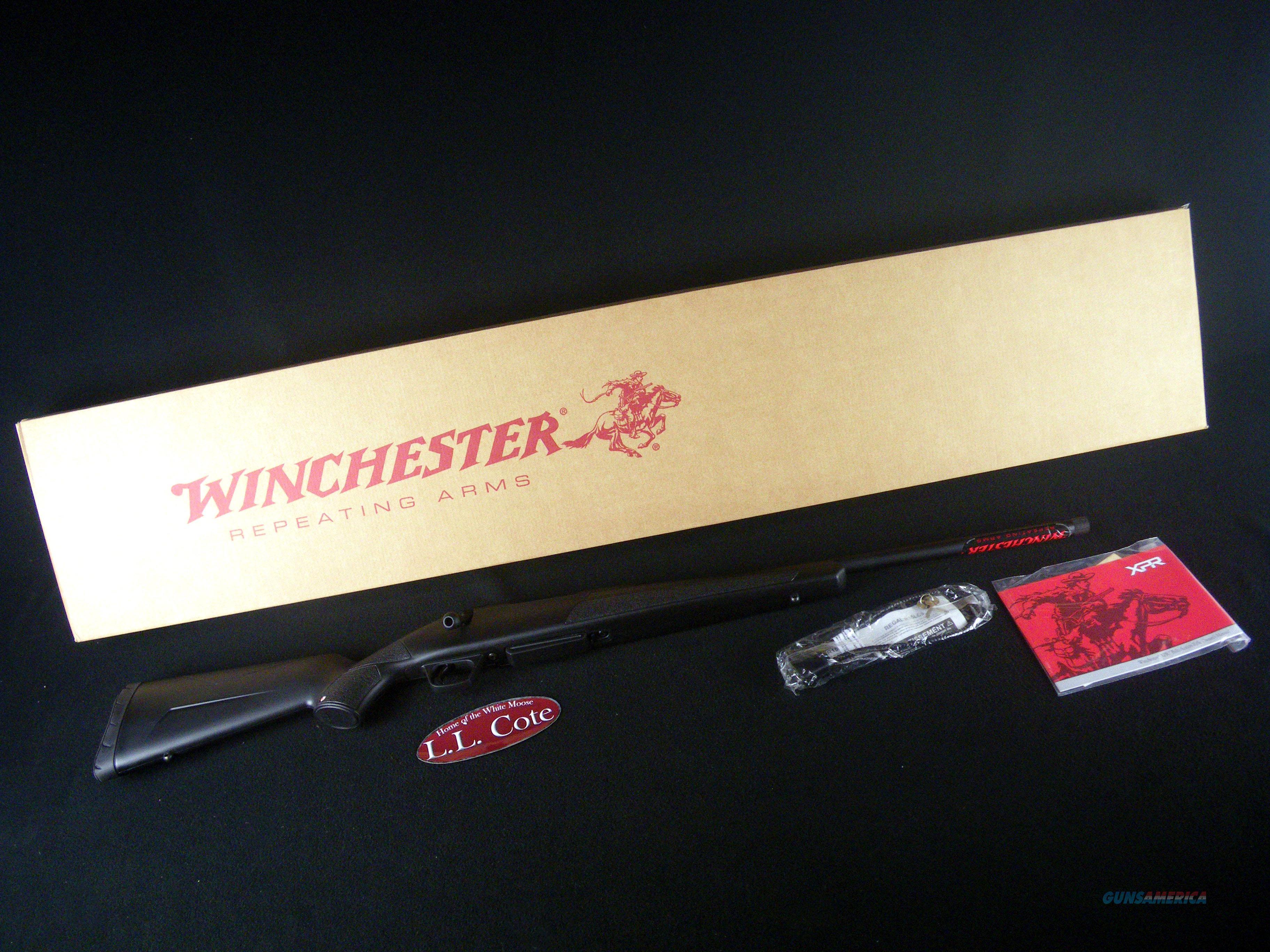 "Winchester XPR SR Threaded 308Win 20""NEW 535711220  Guns > Rifles > Winchester Rifles - Modern Bolt/Auto/Single > Other Bolt Action"