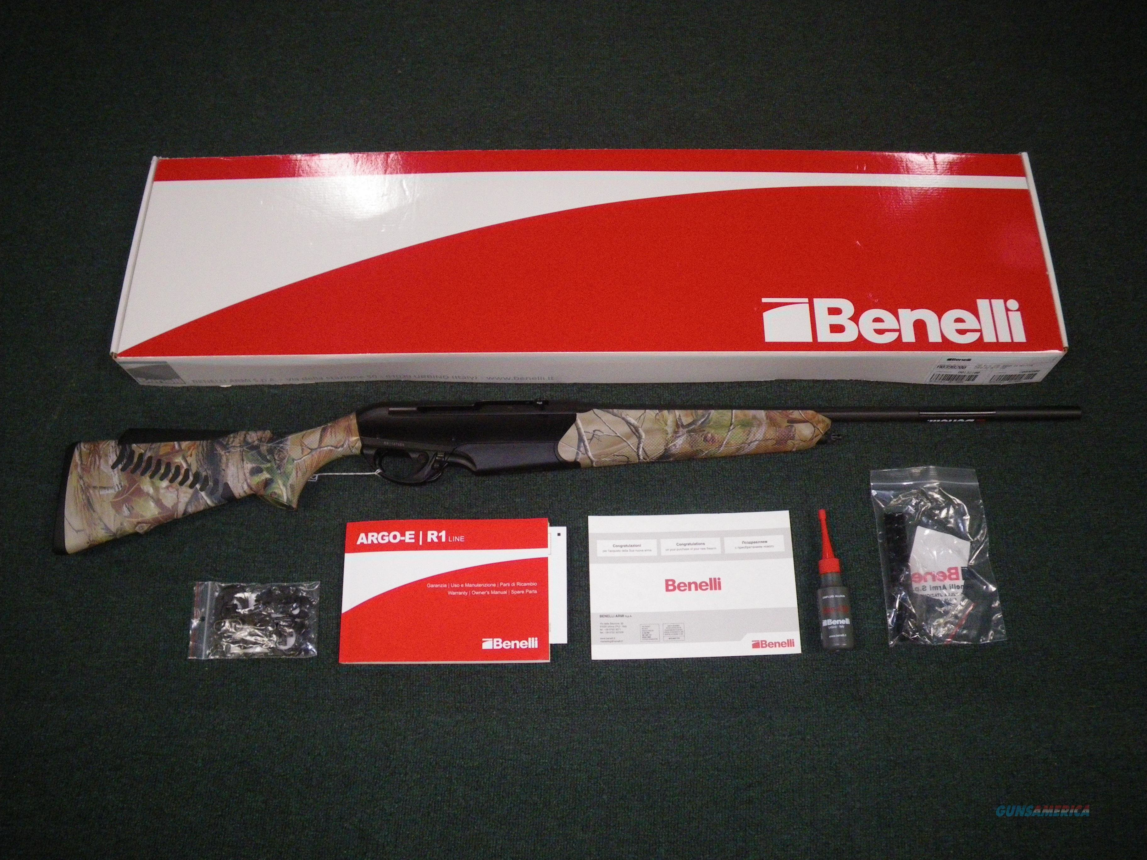 "Benelli R1 Realtree APG ComforTech 30-06 Spfld 22"" #11774  Guns > Rifles > Benelli Rifles"