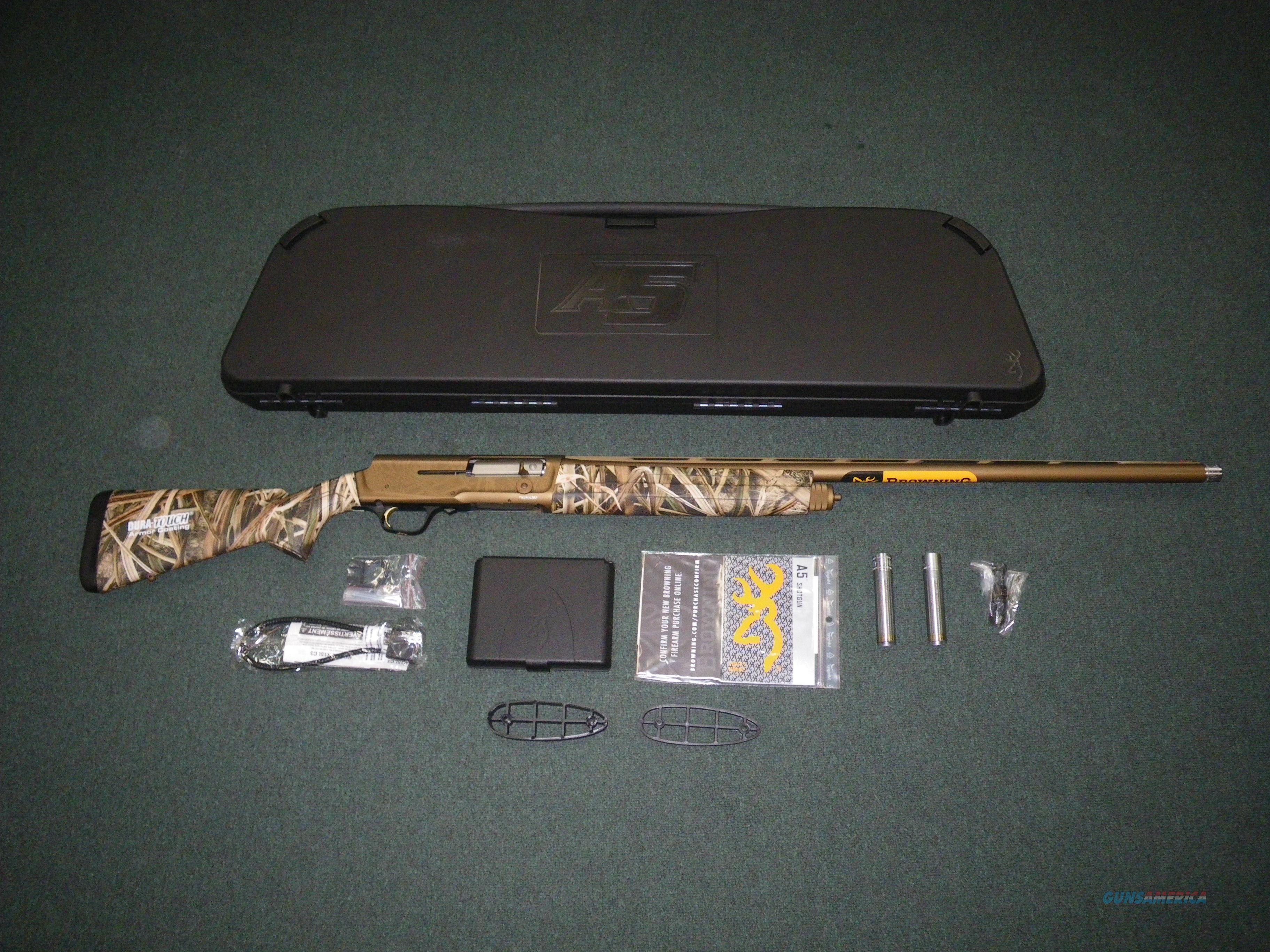 """Browning A5 Wicked Wing MOSGB 12ga 30"""" NEW 3"""" 0118413003  Guns > Shotguns > Browning Shotguns > Autoloaders > Hunting"""