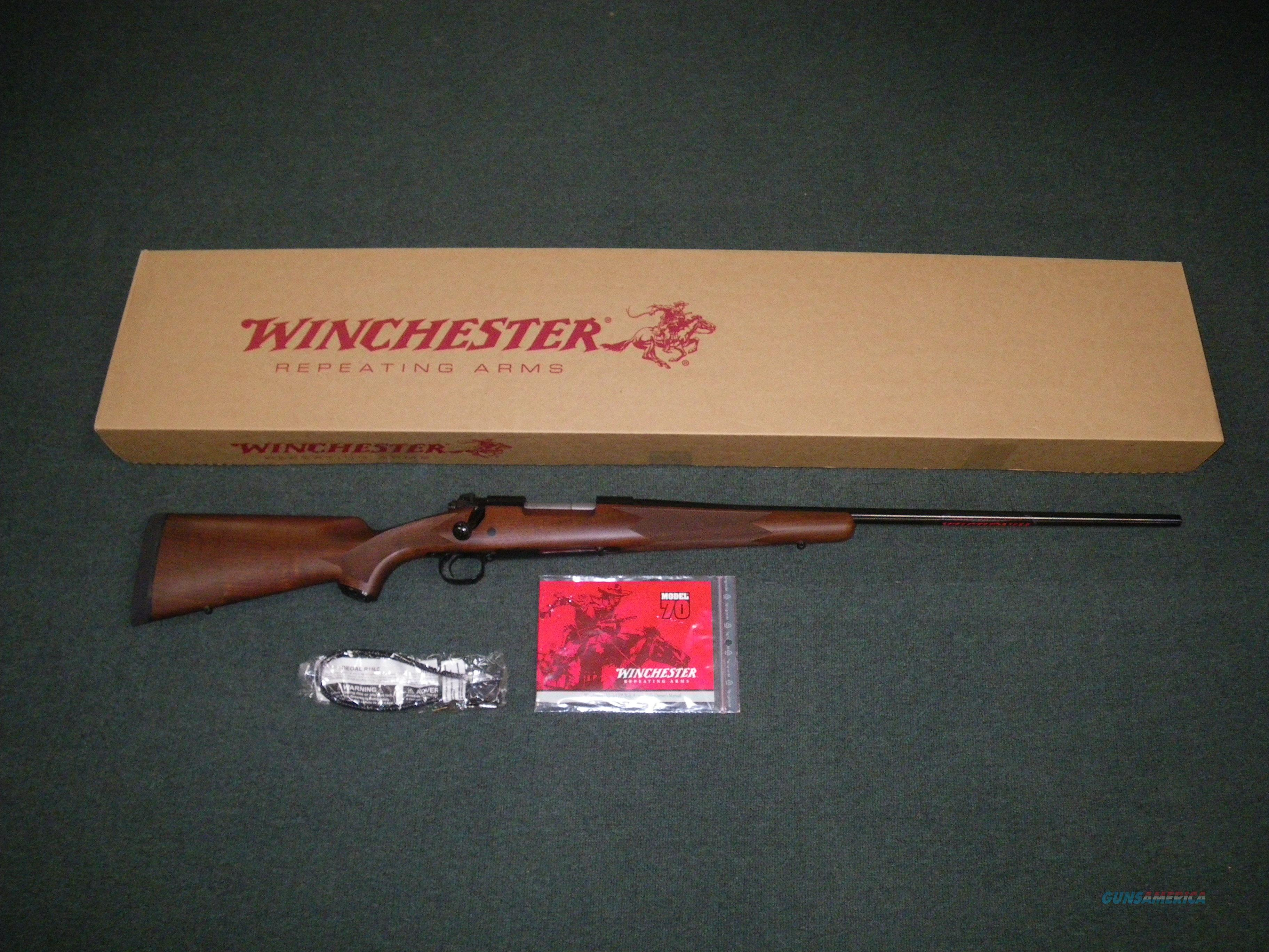 "Winchester Model 70 Sporter 270 Win 24"" NEW #535202226  Guns > Rifles > Winchester Rifles - Modern Bolt/Auto/Single > Model 70 > Post-64"