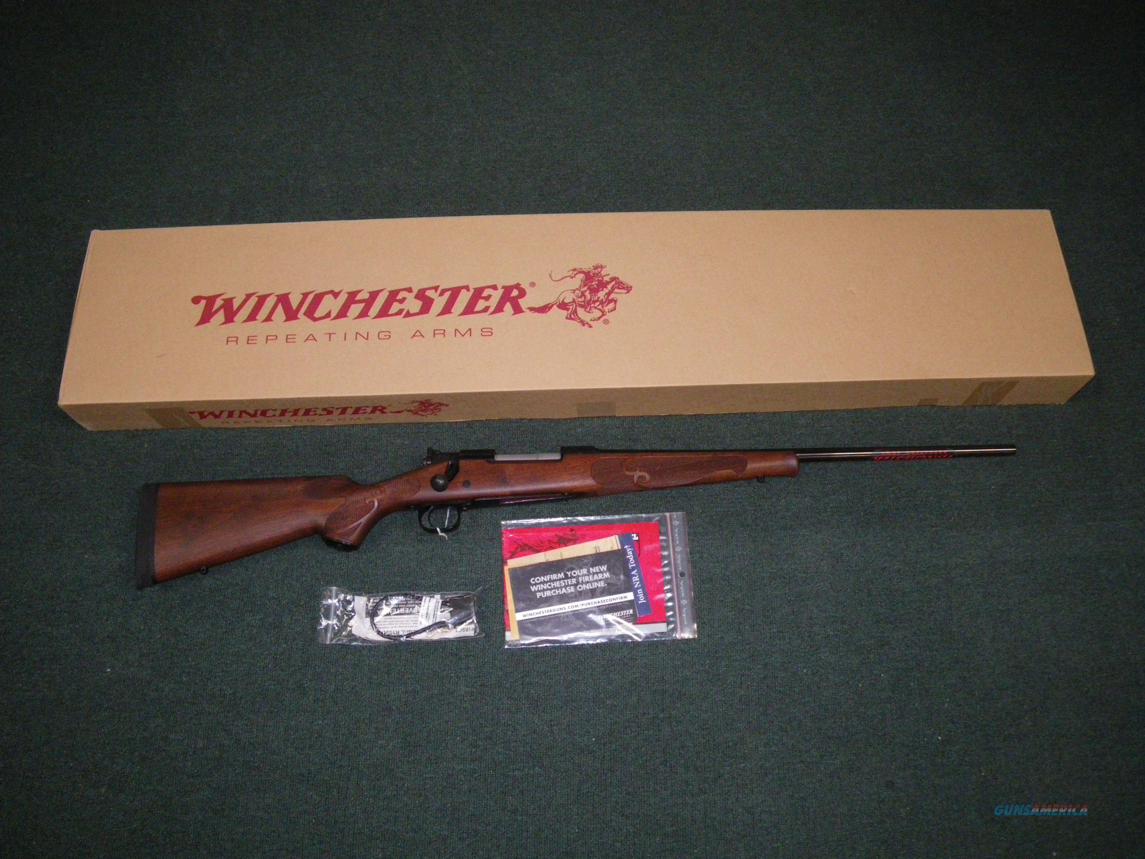 "Winchester Model 70 Featherweight 300 WSM 24"" #535200255  Guns > Rifles > Winchester Rifles - Modern Bolt/Auto/Single > Model 70 > Post-64"