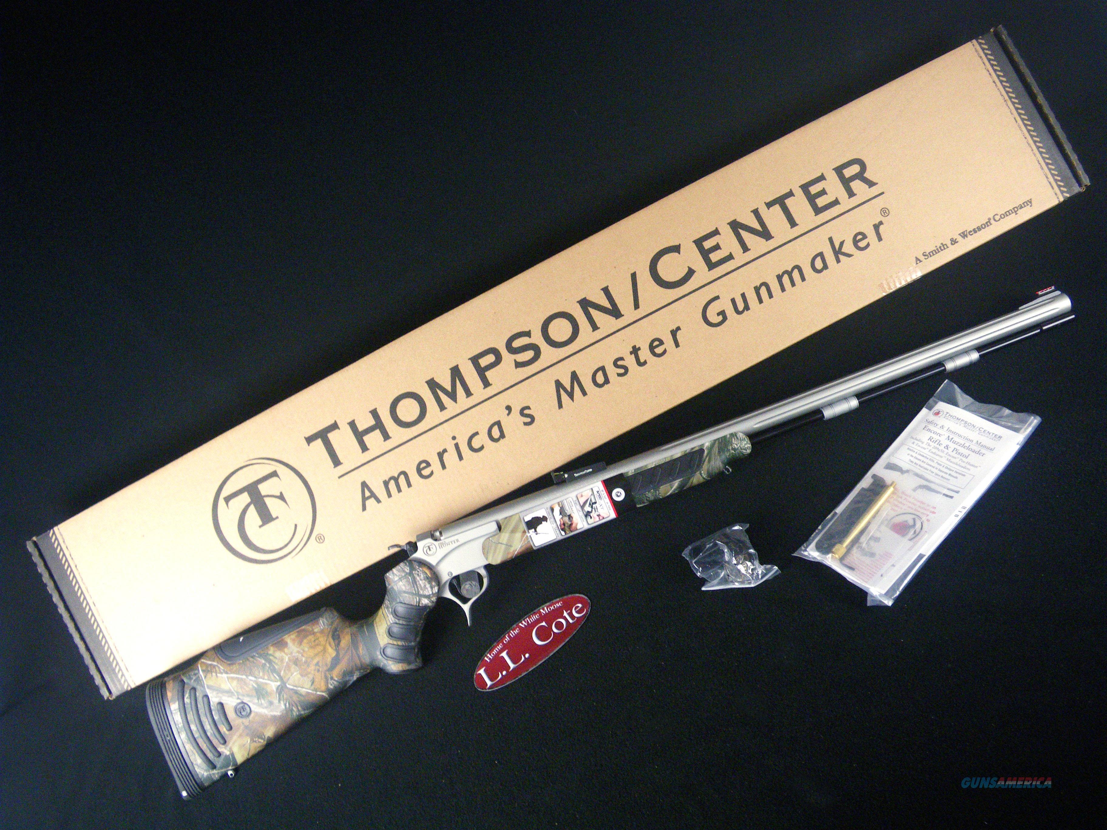"""Thompson Center Encore Pro Hunter XT 50cal 28"""" NEW 5743  Guns > Rifles > Thompson Center Rifles > Pro Hunter"""