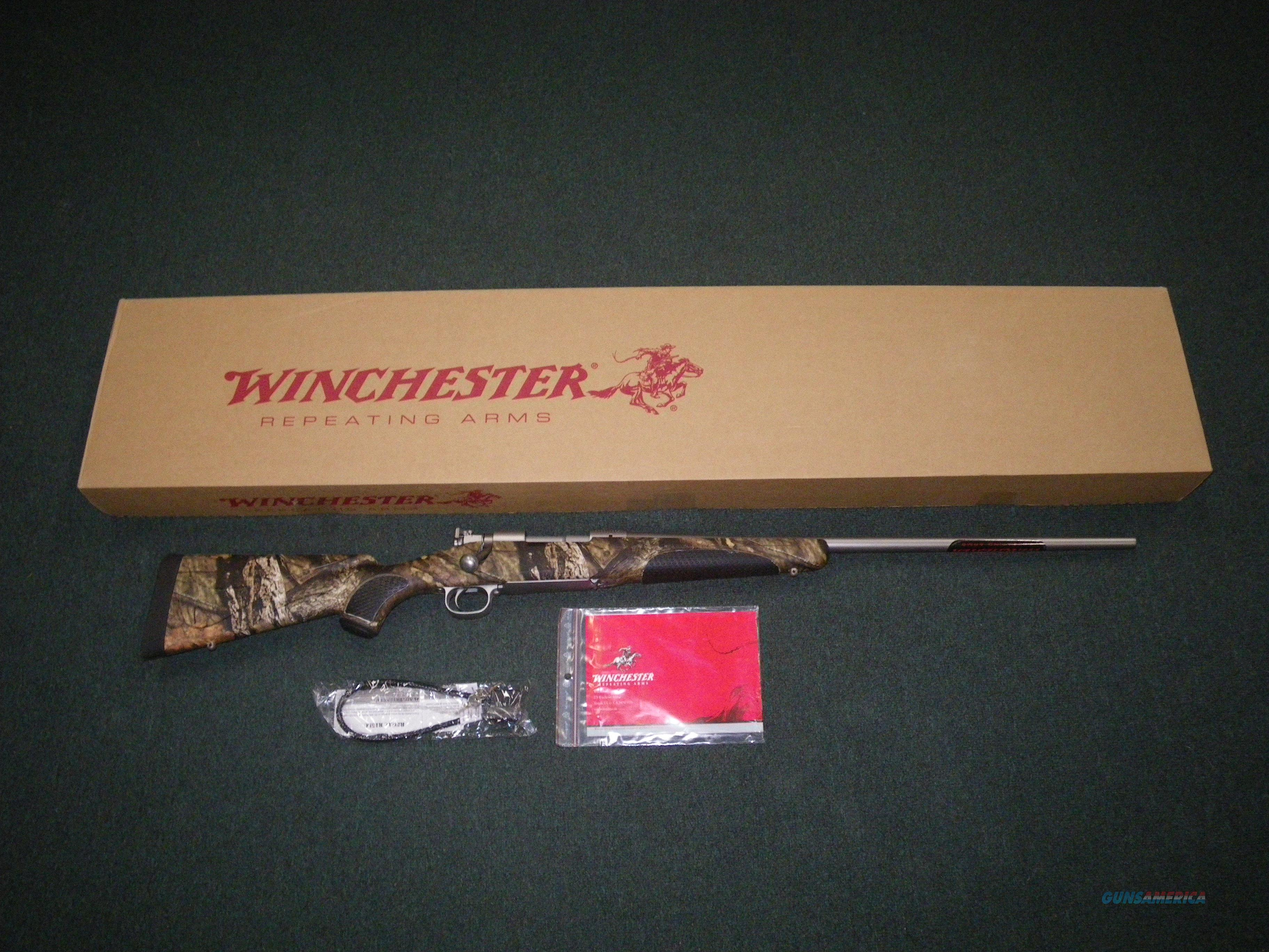 "Winchester Model 70 Ultimate Shadow 270WSM 24"" NEW #535216264  Guns > Rifles > Winchester Rifles - Modern Bolt/Auto/Single > Model 70 > Post-64"
