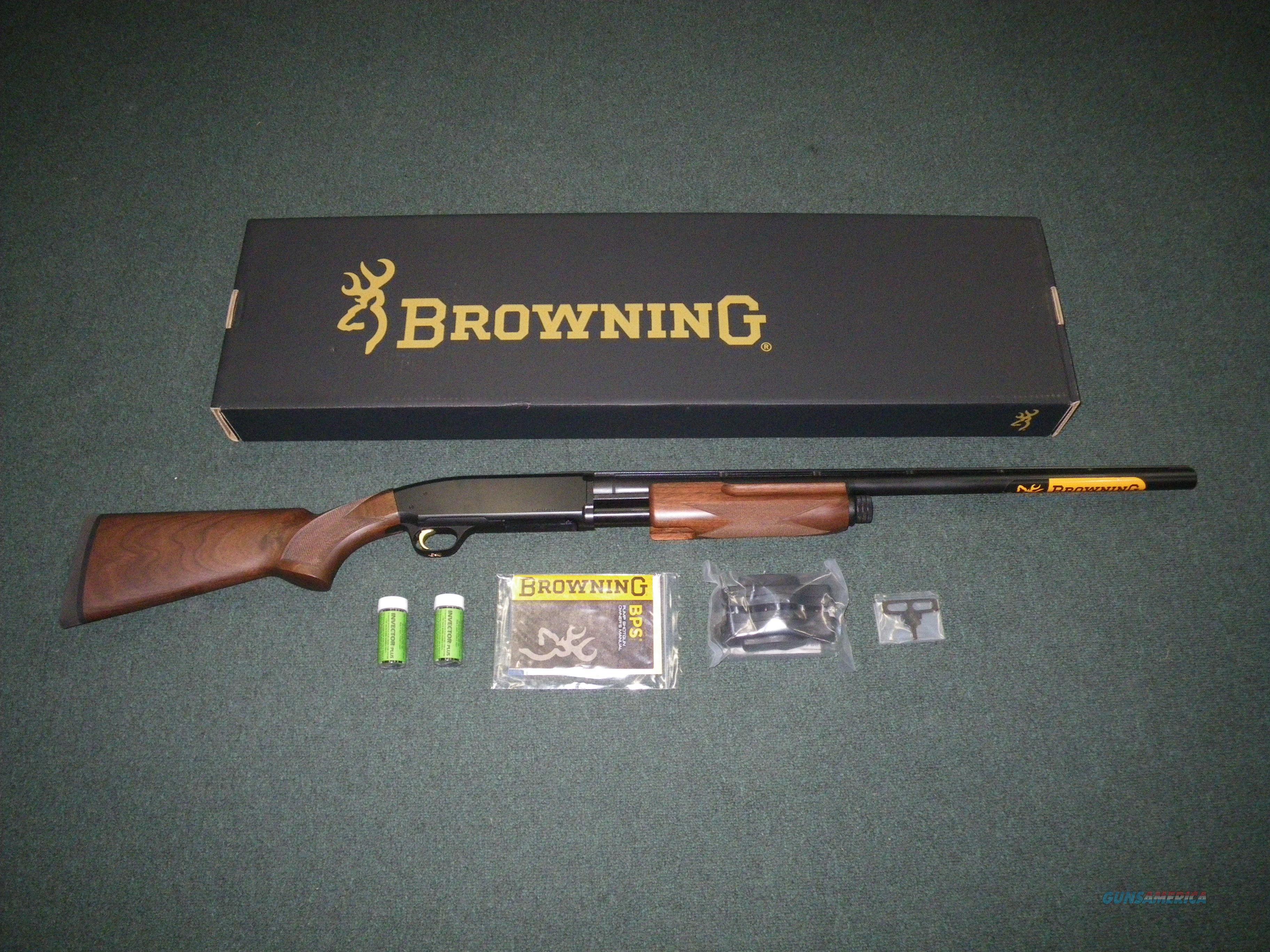 """Browning BPS Field 12ga 26"""" 3"""" Chmbr NEW 012284305  Guns > Shotguns > Browning Shotguns > Pump Action > Hunting"""