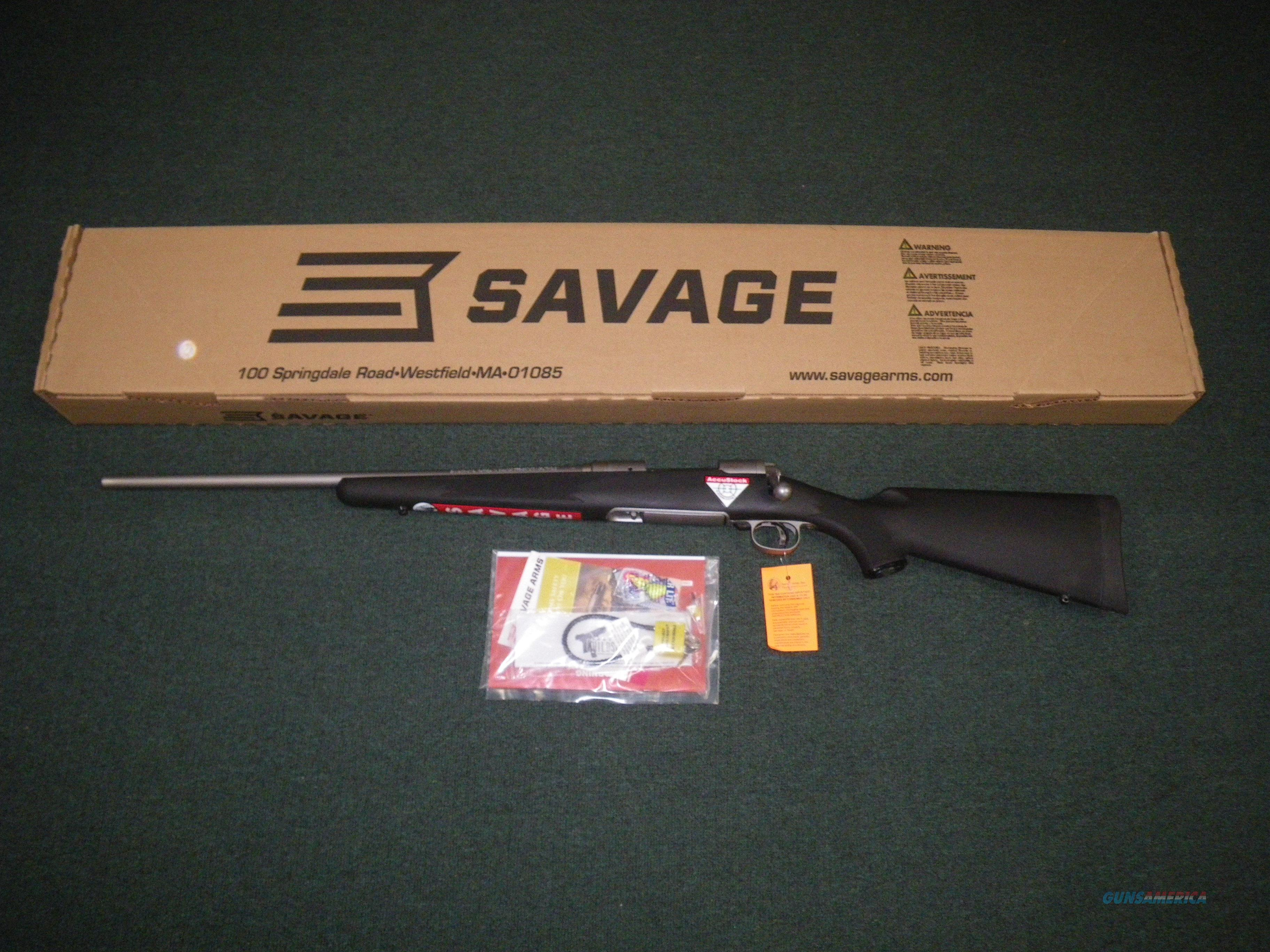 "Savage 16/116 FLCSS LH Stainless 270 Win 22"" NEW #22201  Guns > Rifles > Savage Rifles > 16/116"