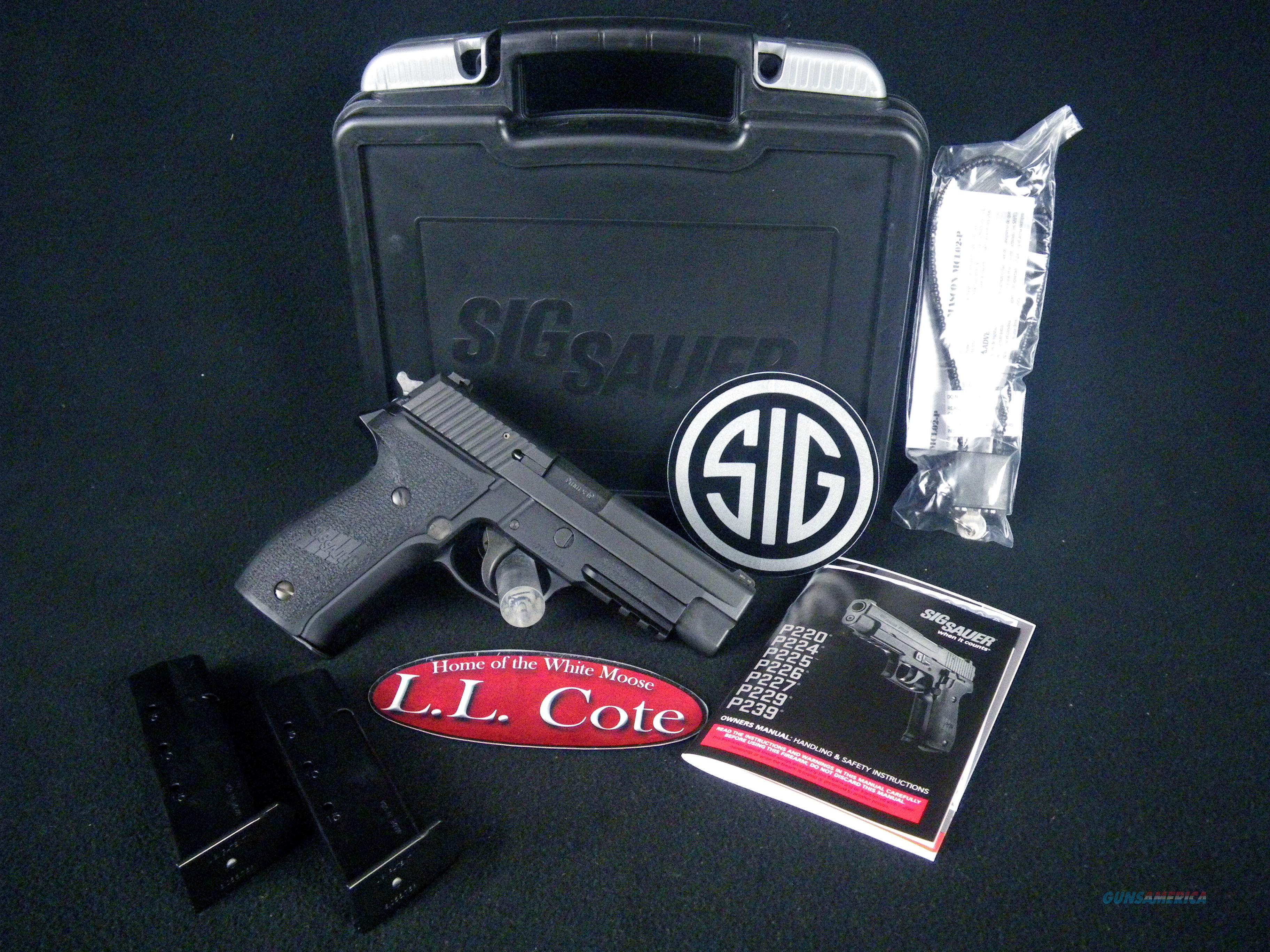 "Sig Sauer P226 MK-25 Full Size 9mm 4.4"" NEW MK-25  Guns > Pistols > Sig - Sauer/Sigarms Pistols > P226"
