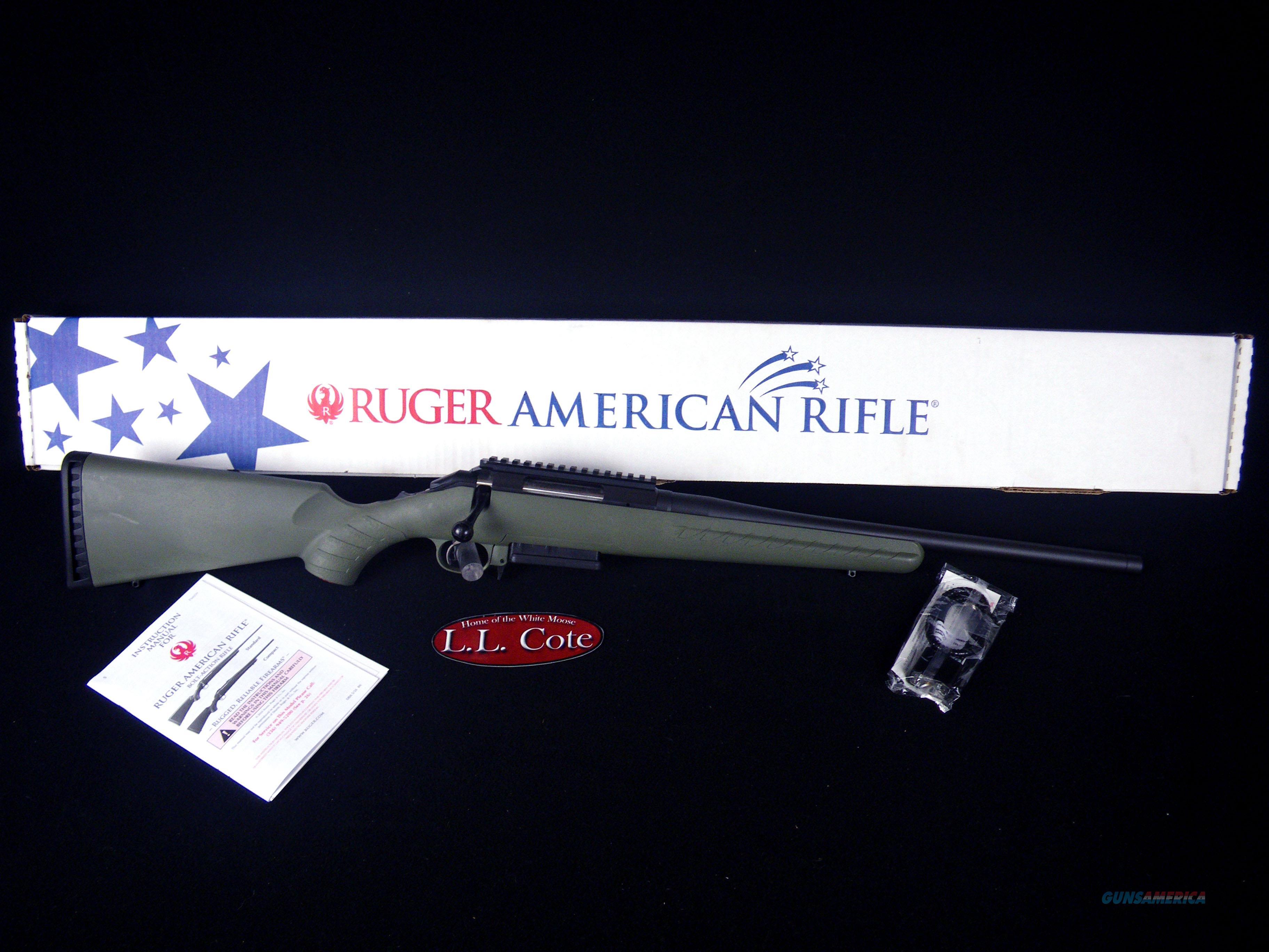 "Ruger American Rifle Predator 308win 18"" NEW 26974  Guns > Rifles > Ruger Rifles > American Rifle"