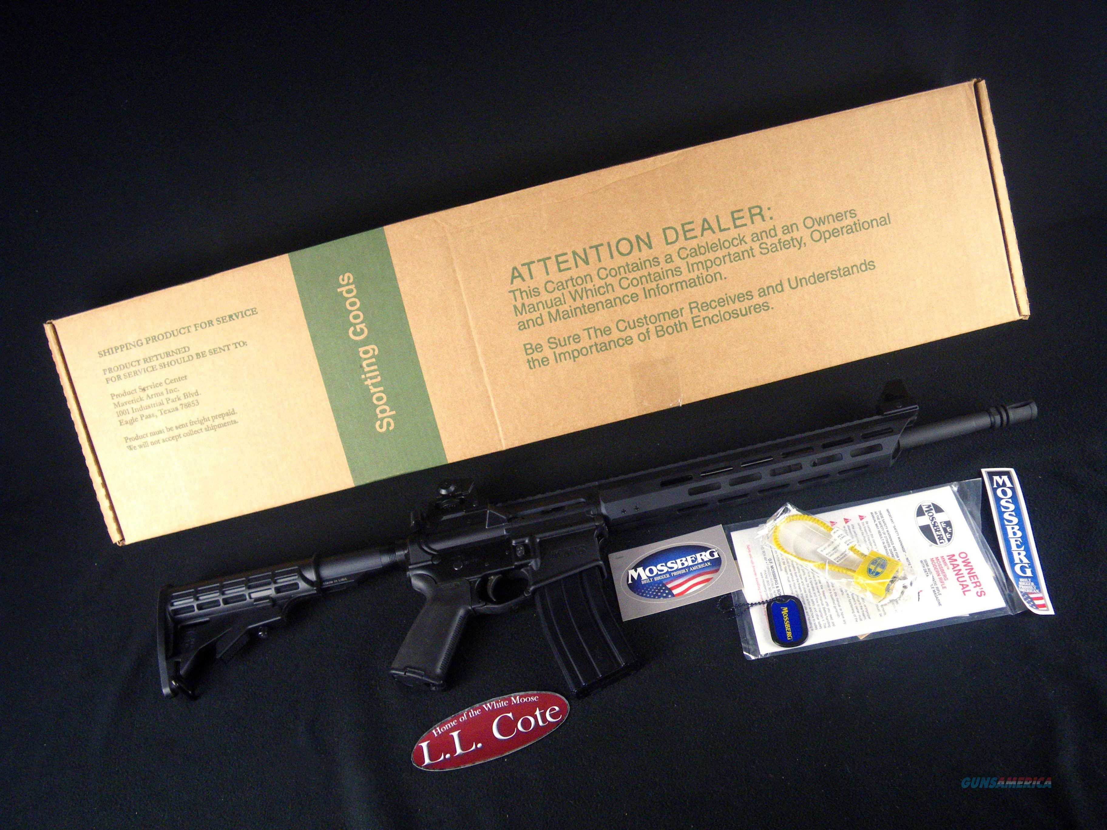 "Mossberg MMR Carbine 5.56/223 16.25"" Black NEW 65074  Guns > Rifles > Mossberg Rifles > MMR"