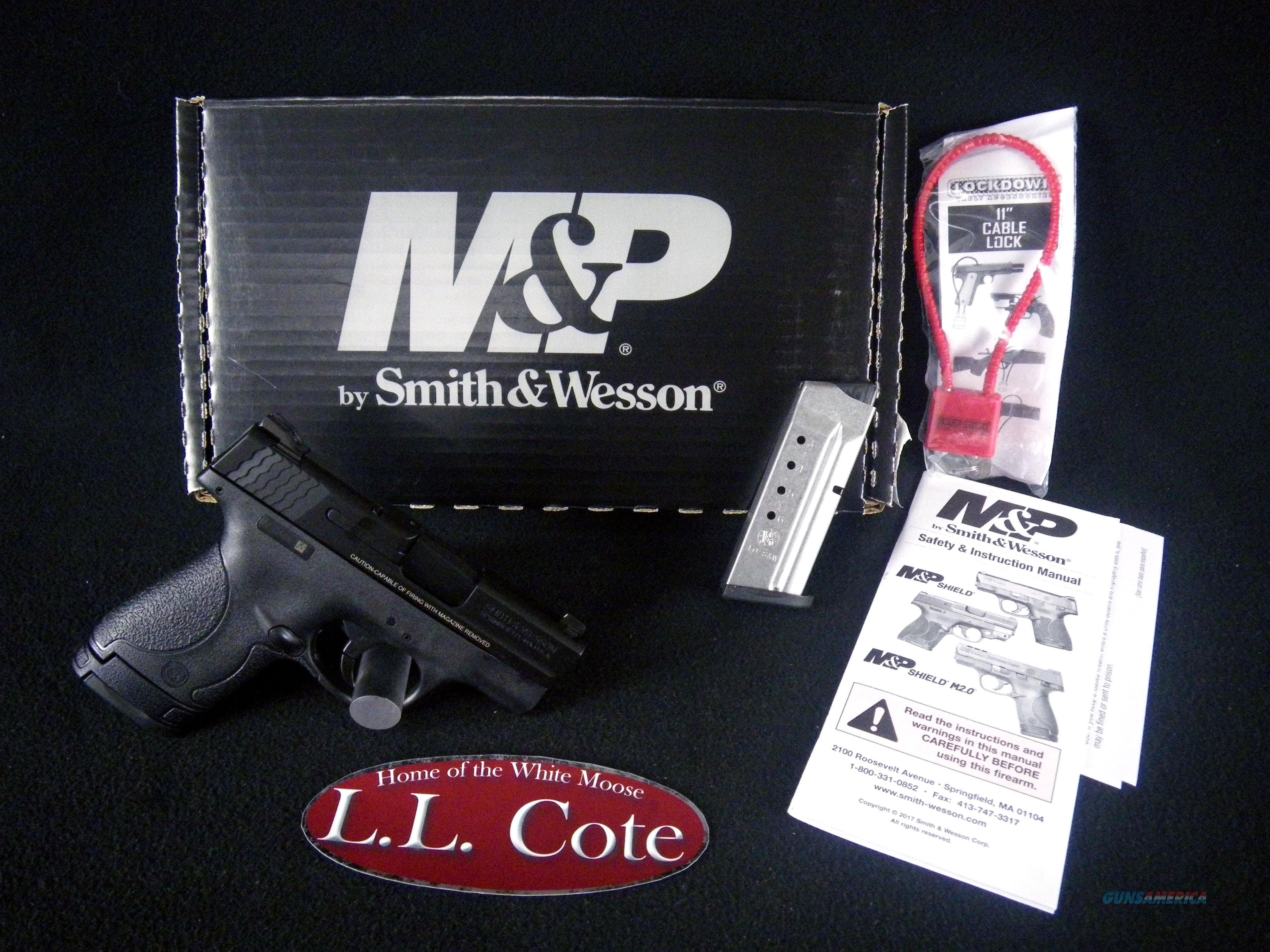 "Smith & Wesson M&P40 Shield 40 S&W 3.1"" NEW 10034  Guns > Pistols > Smith & Wesson Pistols - Autos > Shield"