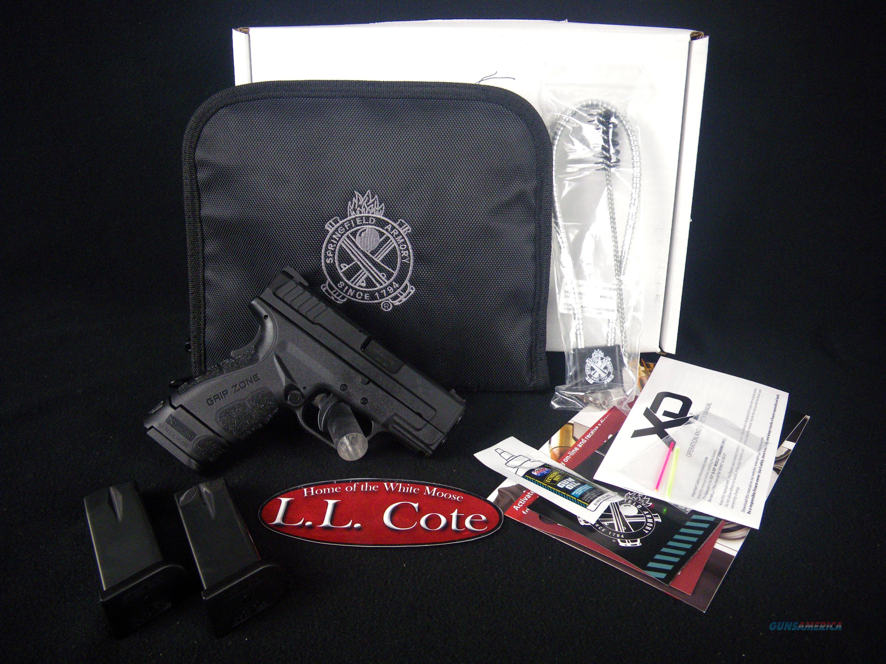 "Springfield XD Mod.2 Sub-Compact 40S&W 3"" NEW XDG9802HCN  Guns > Pistols > Springfield Armory Pistols > XD-Mod.2"