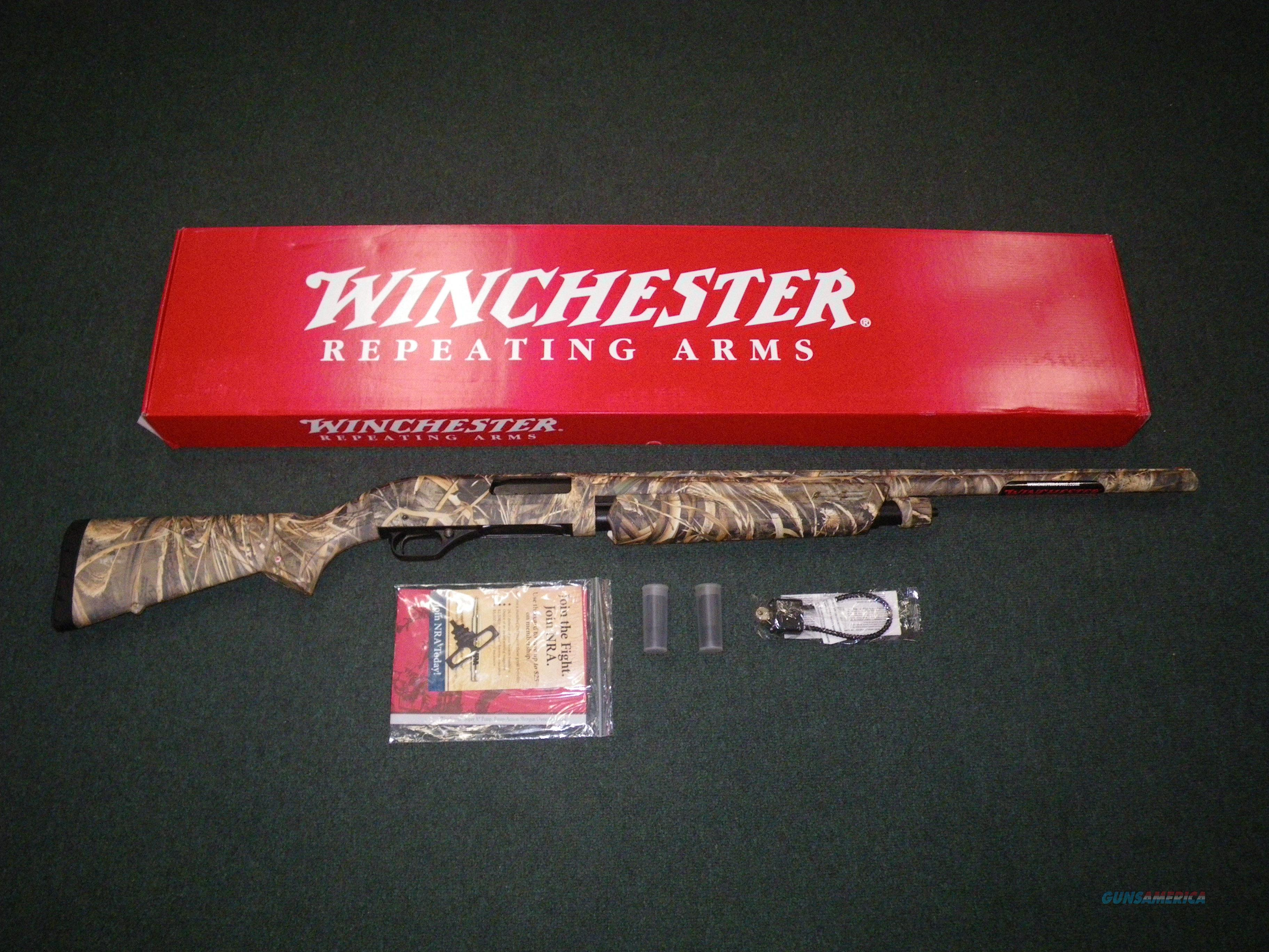 "Winchester SXP Waterfowl Max-5 12ga 28"" NEW 3.5"" #512290292  Guns > Shotguns > Winchester Shotguns - Modern > Pump Action > Hunting"