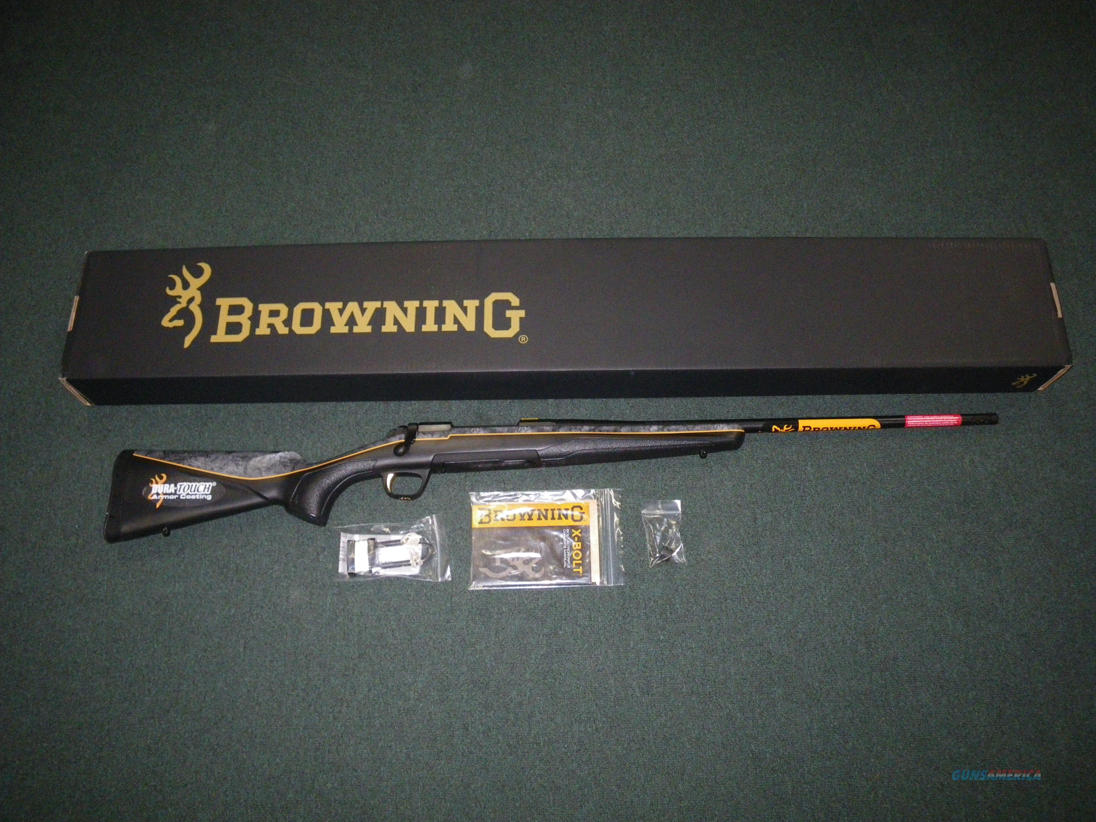 "Browning X-Bolt Composite 3D 243 Win 22"" NEW #035423211  Guns > Rifles > Browning Rifles > Bolt Action > Hunting > Blue"