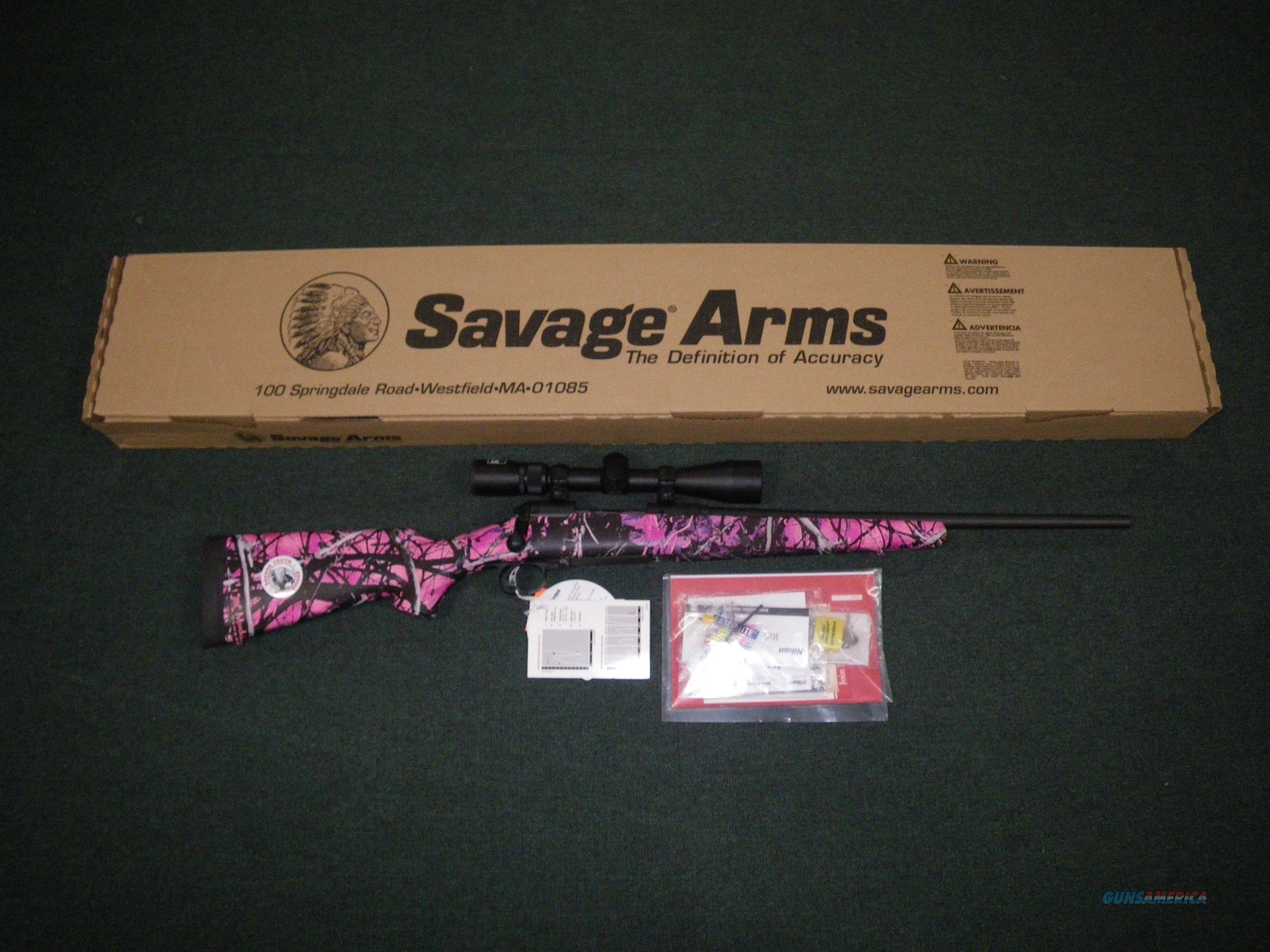 "Savage 111 Trophy Hunter Youth 308 Win 20"" #22208  Guns > Rifles > Savage Rifles > 11/111"