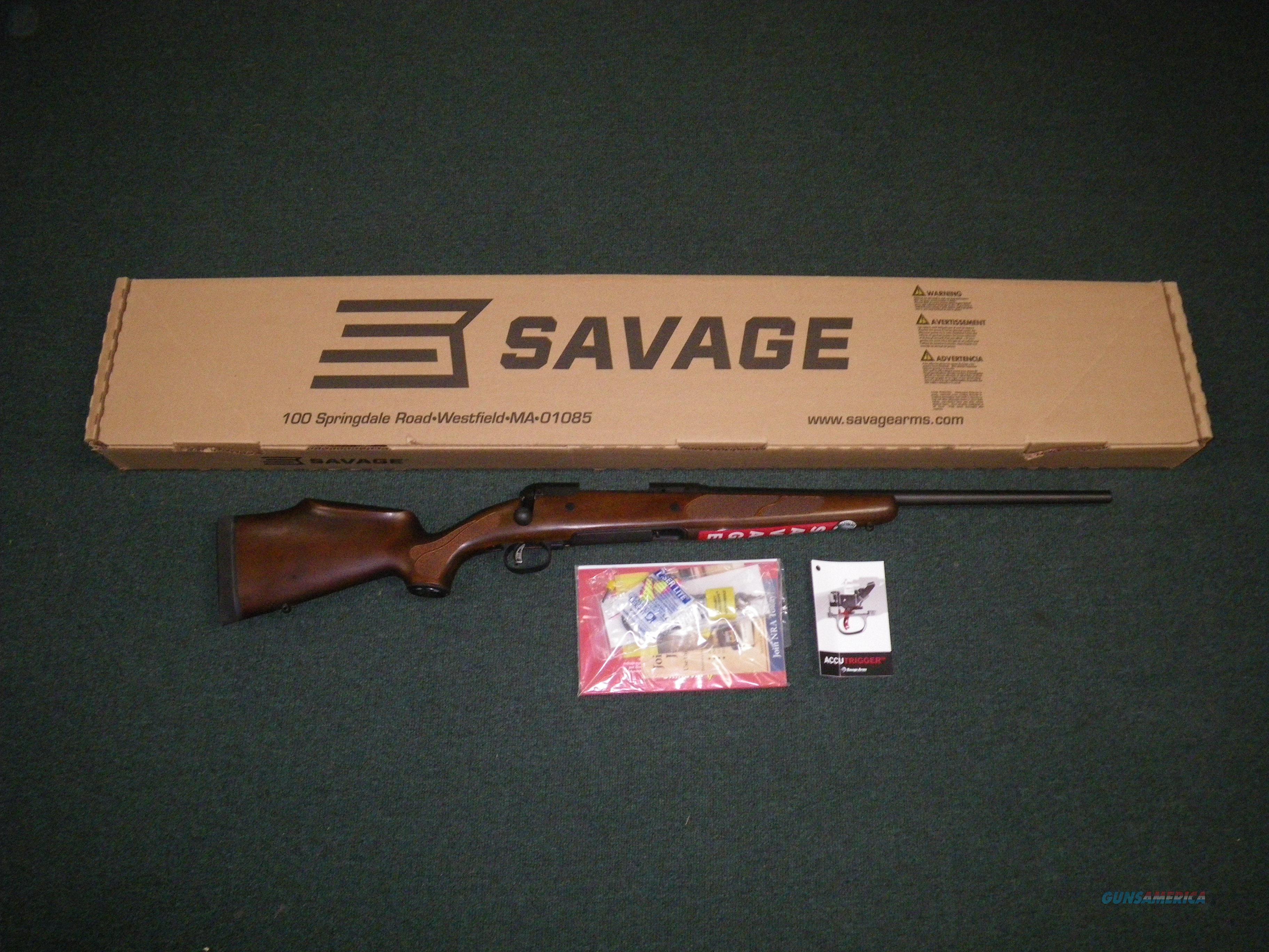 "Savage 11/111 Lady Hunter 243 Win 20"" NEW #19655  Guns > Rifles > Savage Rifles > 11/111"