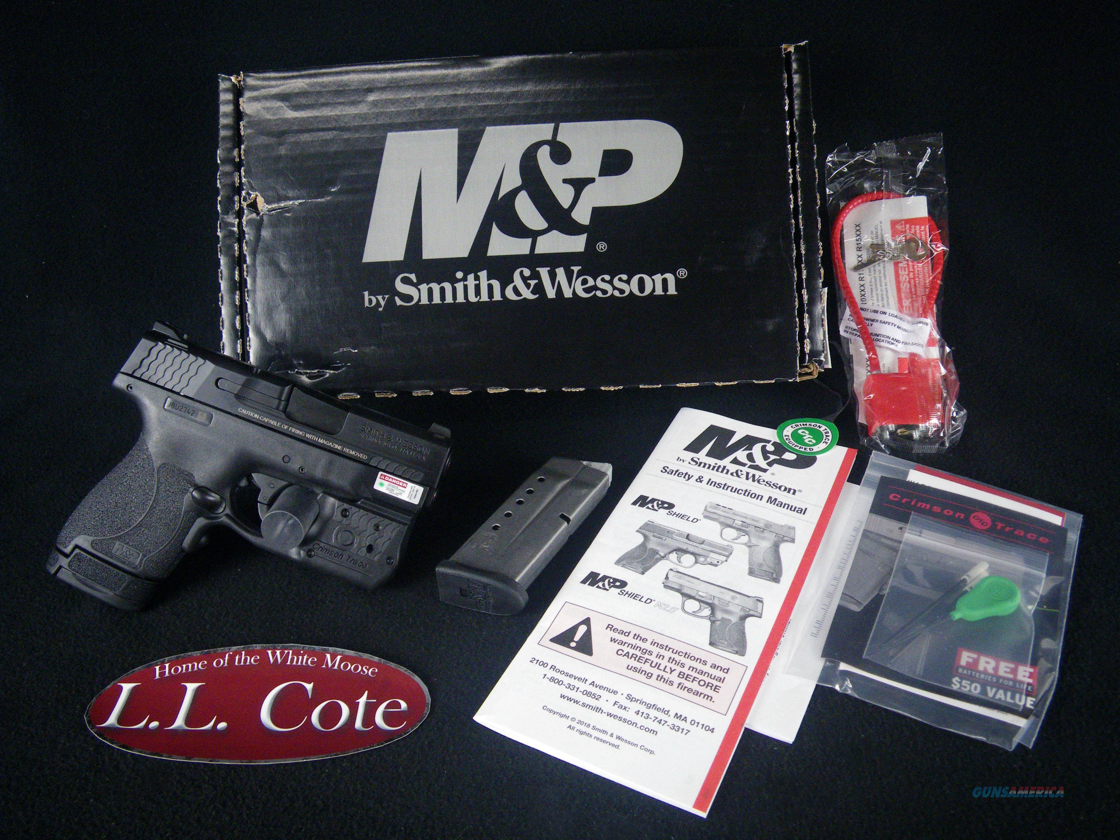 "Smith & Wesson M&P 9 Shield M2.0 9mm 3.1"" NEW 11811  Guns > Pistols > Smith & Wesson Pistols - Autos > Shield"