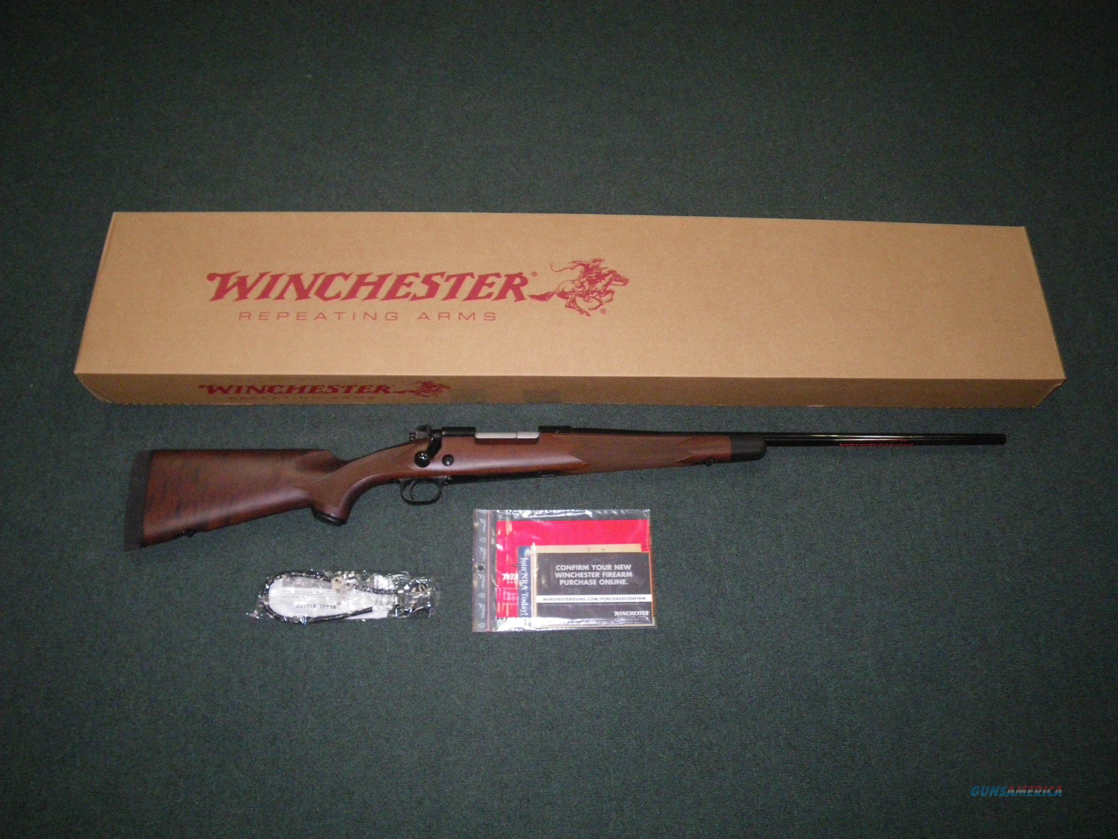 "Winchester Model 70 Super Grade 264 Win Mag 26"" NEW 535203229  Guns > Rifles > Winchester Rifles - Modern Bolt/Auto/Single > Model 70 > Post-64"