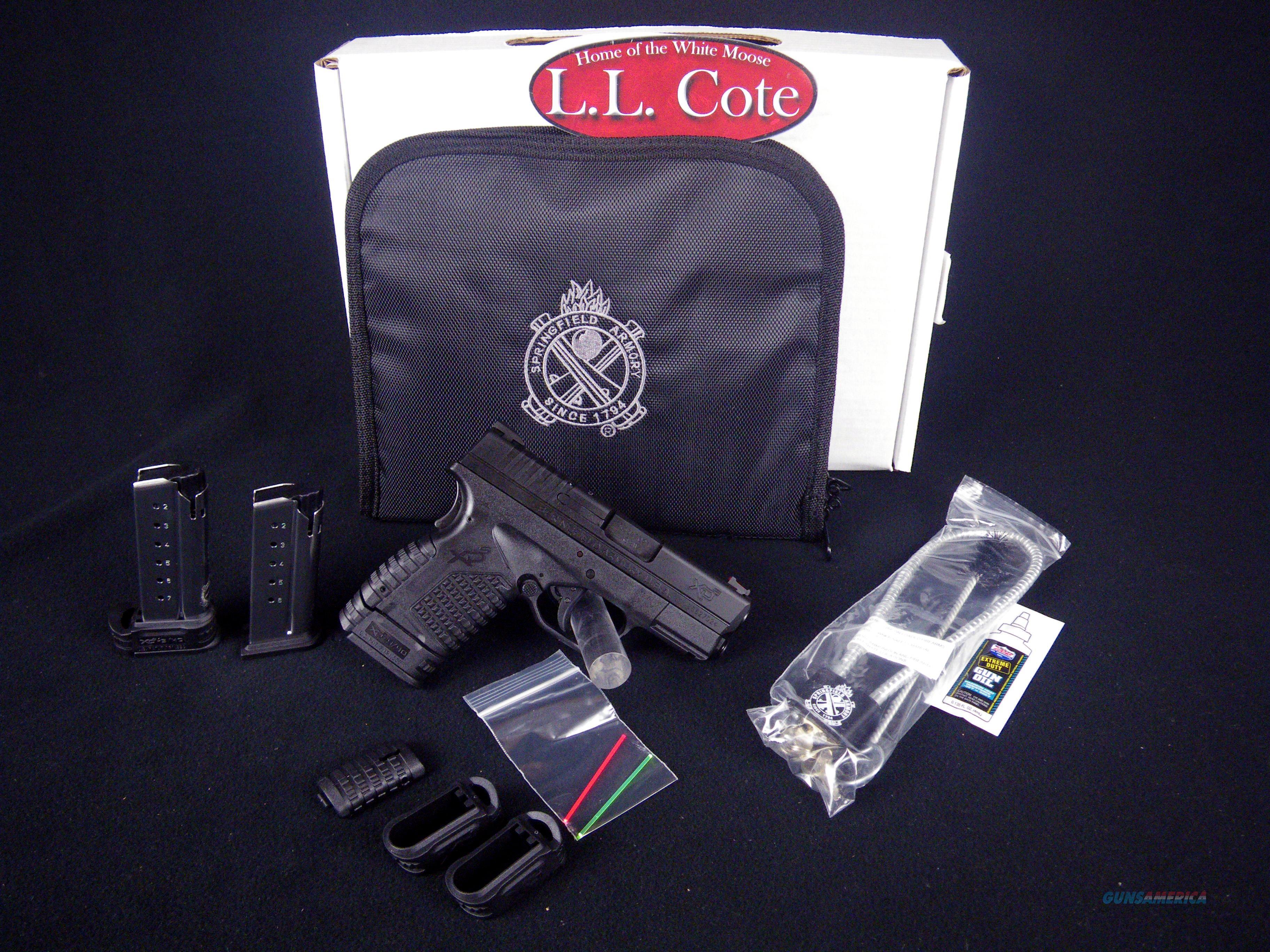 "Springfield XD-S Single Stack 40S&W 3.3"" NEW XDS93340BEN  Guns > Pistols > Springfield Armory Pistols > XD-S"