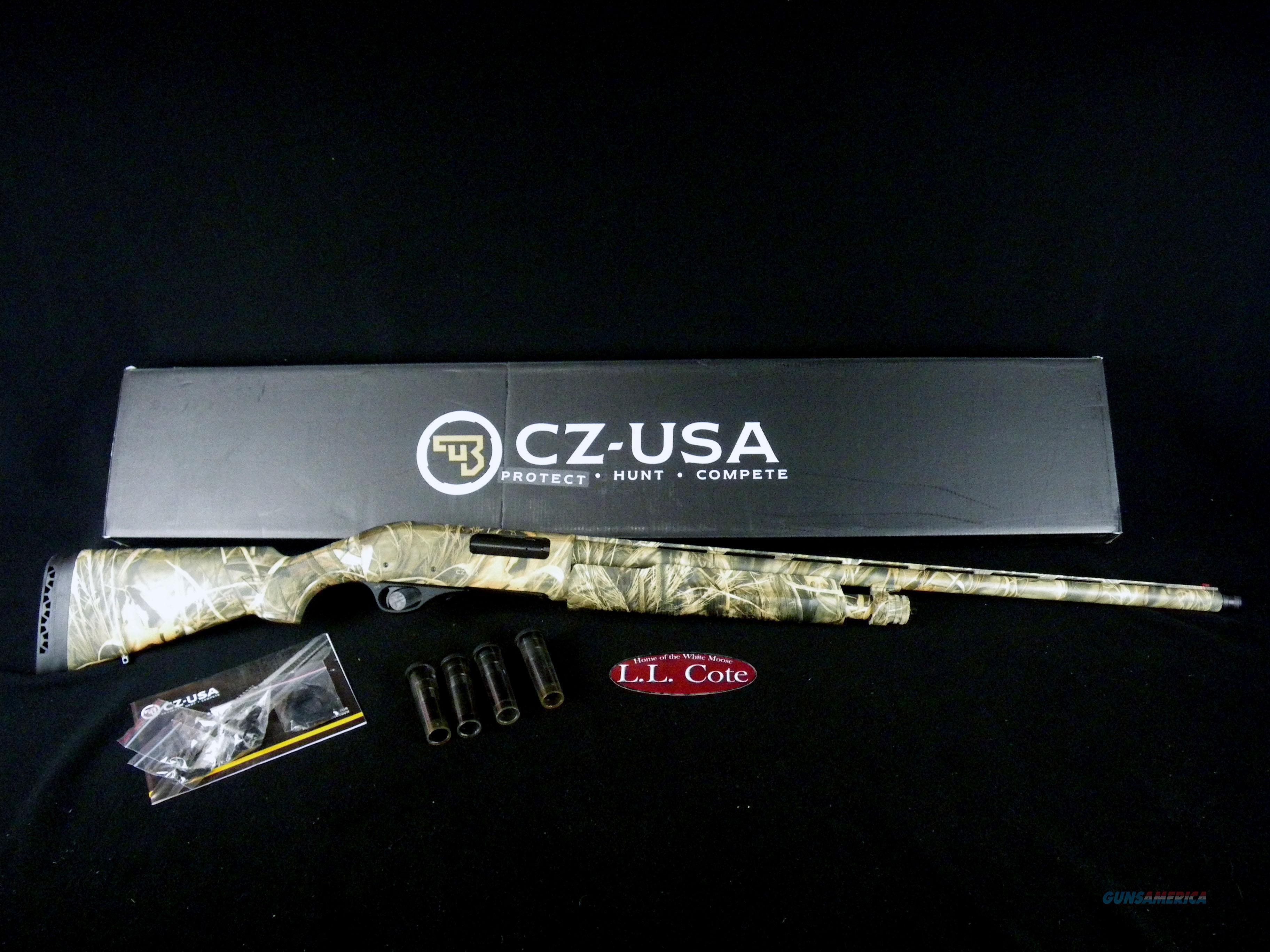 "CZ 612 Magnum Waterfowl 12ga 28"" NEW 3.5"" 06532  Guns > Shotguns > CZ Shotguns"