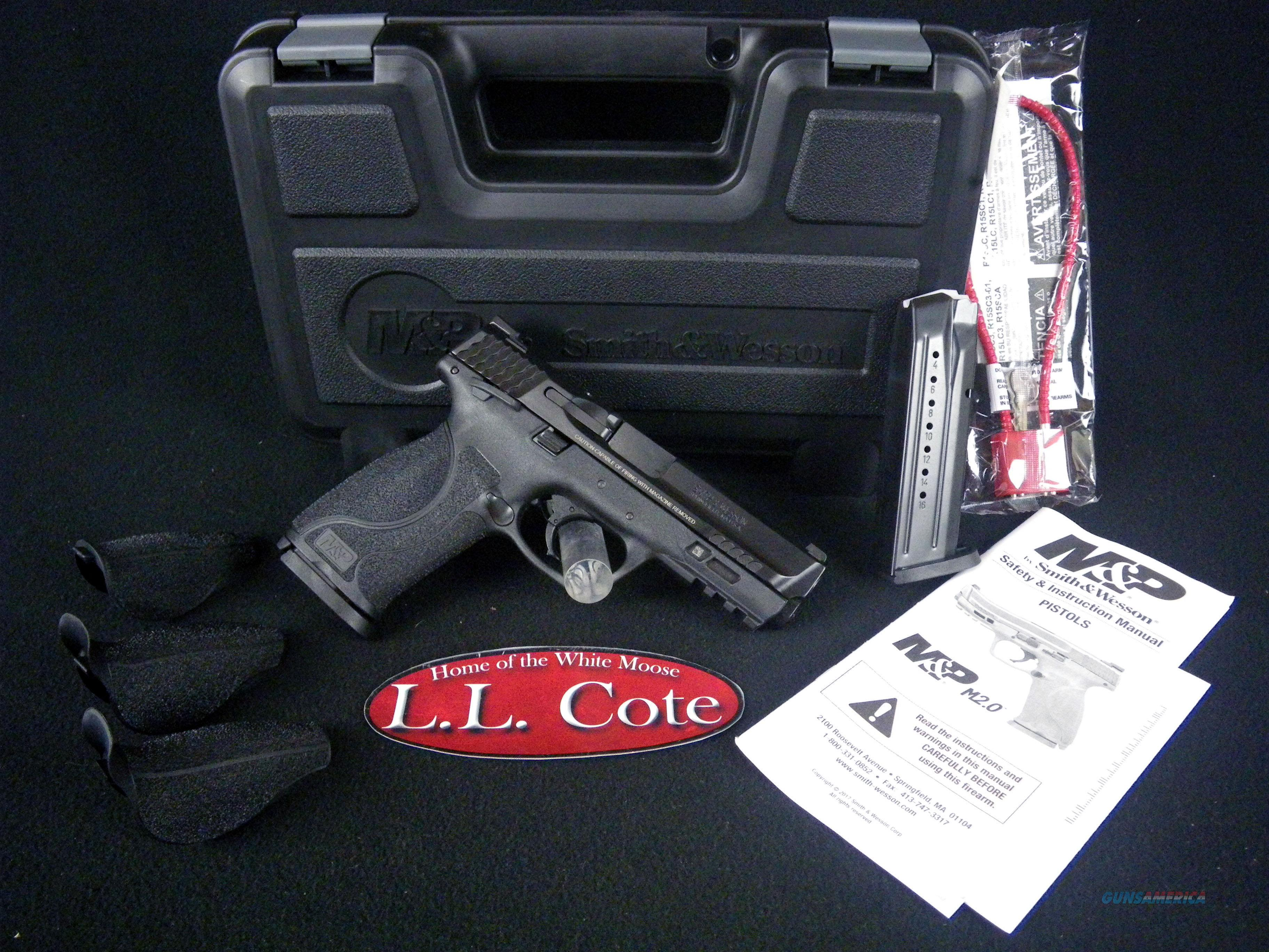 """Smith & Wesson M&P9 M2.0 9mm 4.25"""" NEW 11524  Guns > Pistols > Smith & Wesson Pistols - Autos > Polymer Frame"""