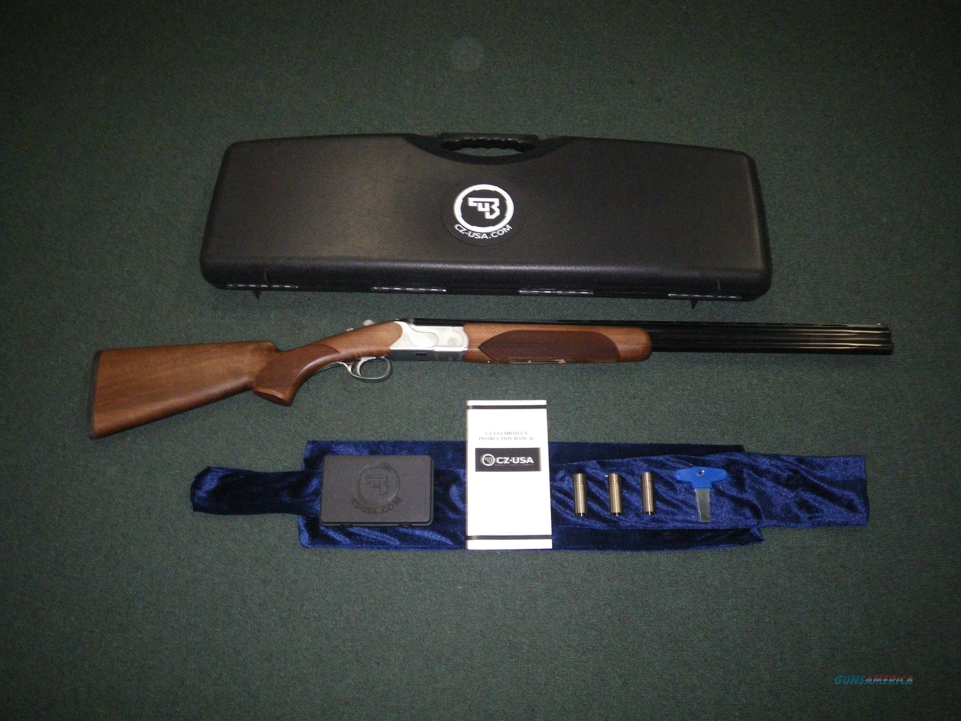 "CZ Redhead Premier 20ga 3"" Chmbr 26"" NEW 06472  Guns > Shotguns > CZ Shotguns"
