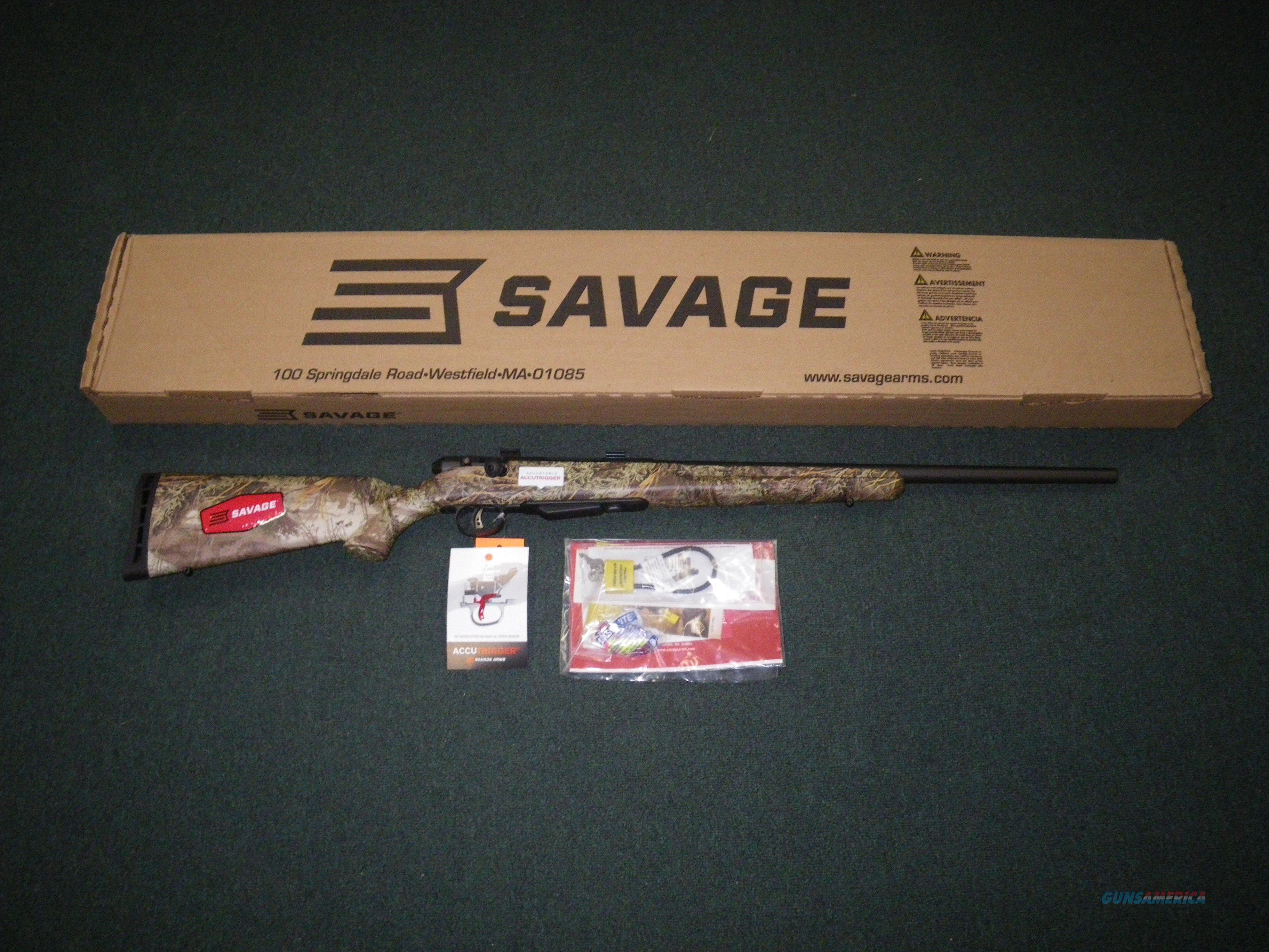 "Savage Model 25 Walking Varminter 223 Rem 22"" NEW #19980  Guns > Rifles > Savage Rifles > 25"