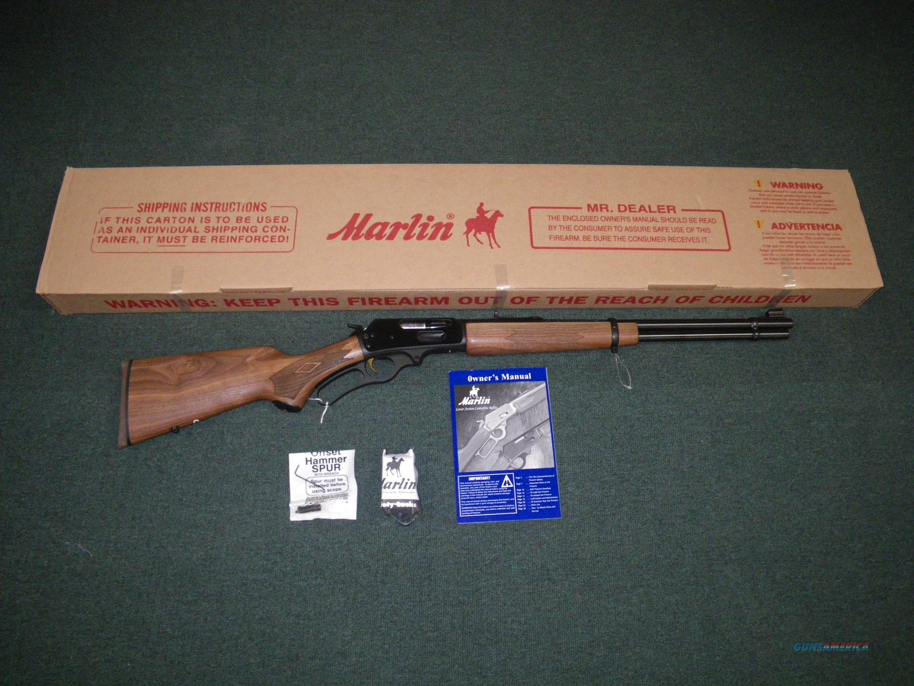 "Marlin 336CS Lever Action Rifle 35 Rem 20"" NEW #70506  Guns > Rifles > Marlin Rifles > Modern > Lever Action"