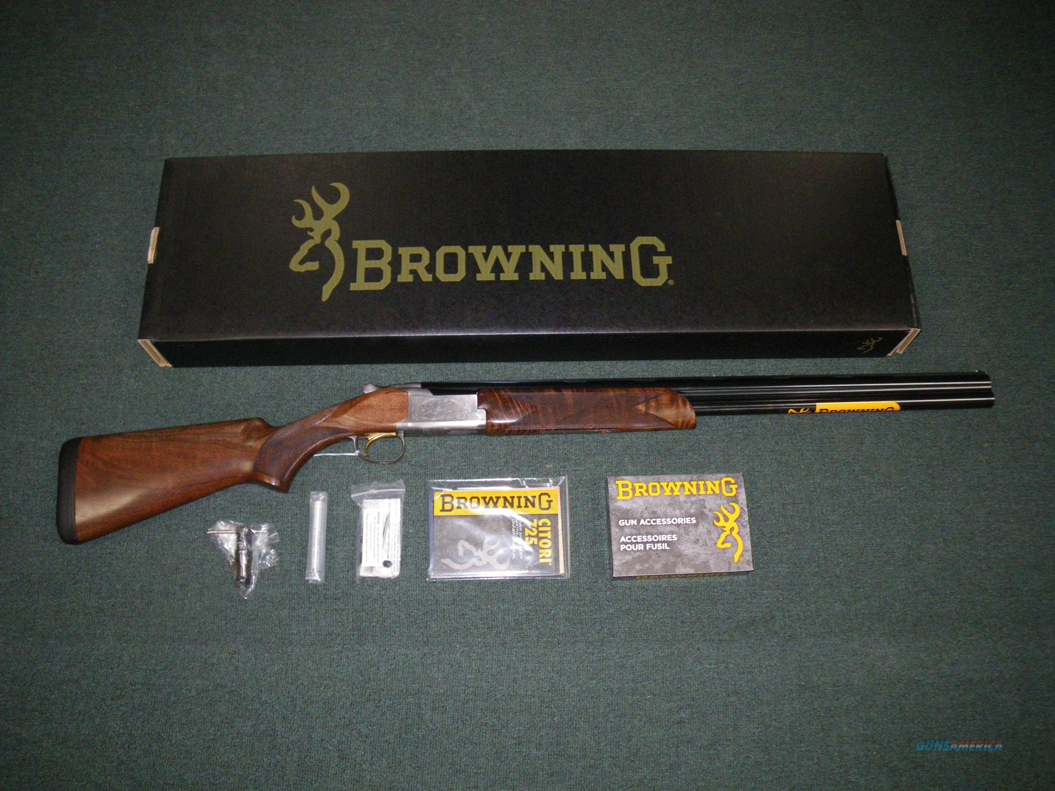 "Browning Citori 725 Field 12ga 28"" 3"" Chamber NIB #0135303004  Guns > Shotguns > Browning Shotguns > Over Unders > Citori > Hunting"