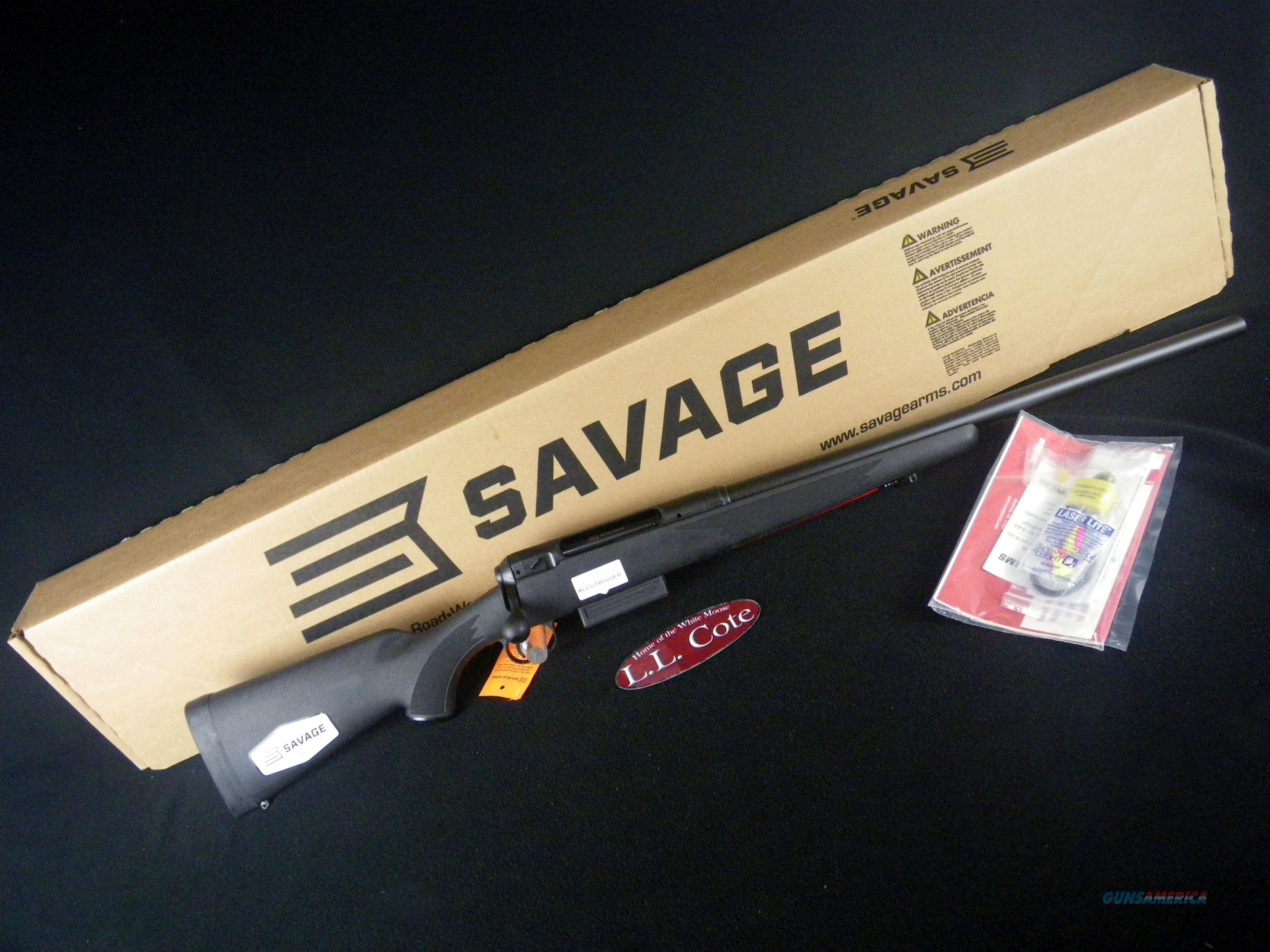 "Savage 220 Slug Gun 20ga 22"" Compact NEW 18996  Guns > Shotguns > Savage Shotguns"
