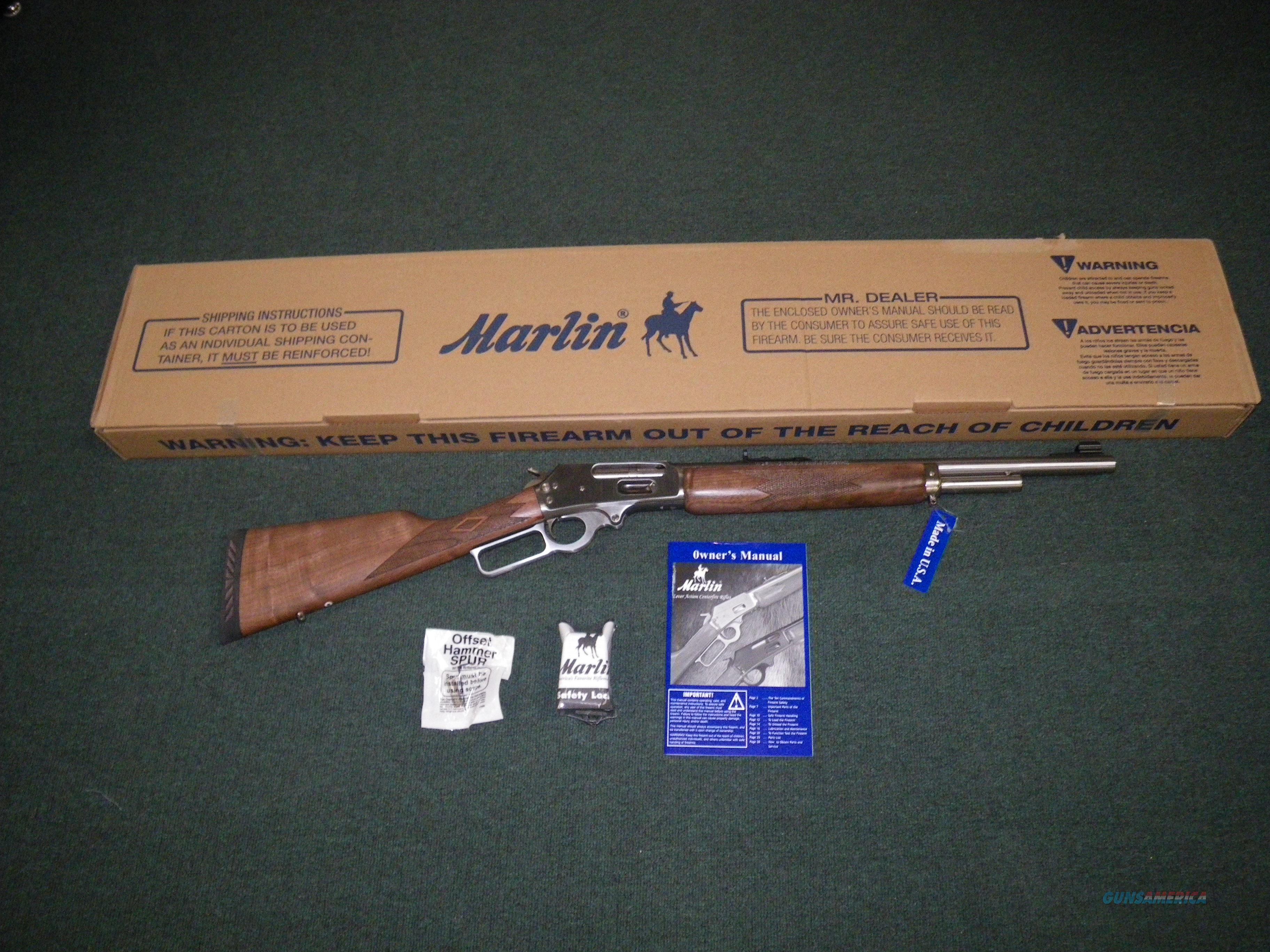 "Marlin 1895GS Guide Gun 45-70 Govt 18.5"" NEW SS #70464  Guns > Rifles > Marlin Rifles > Modern > Lever Action"