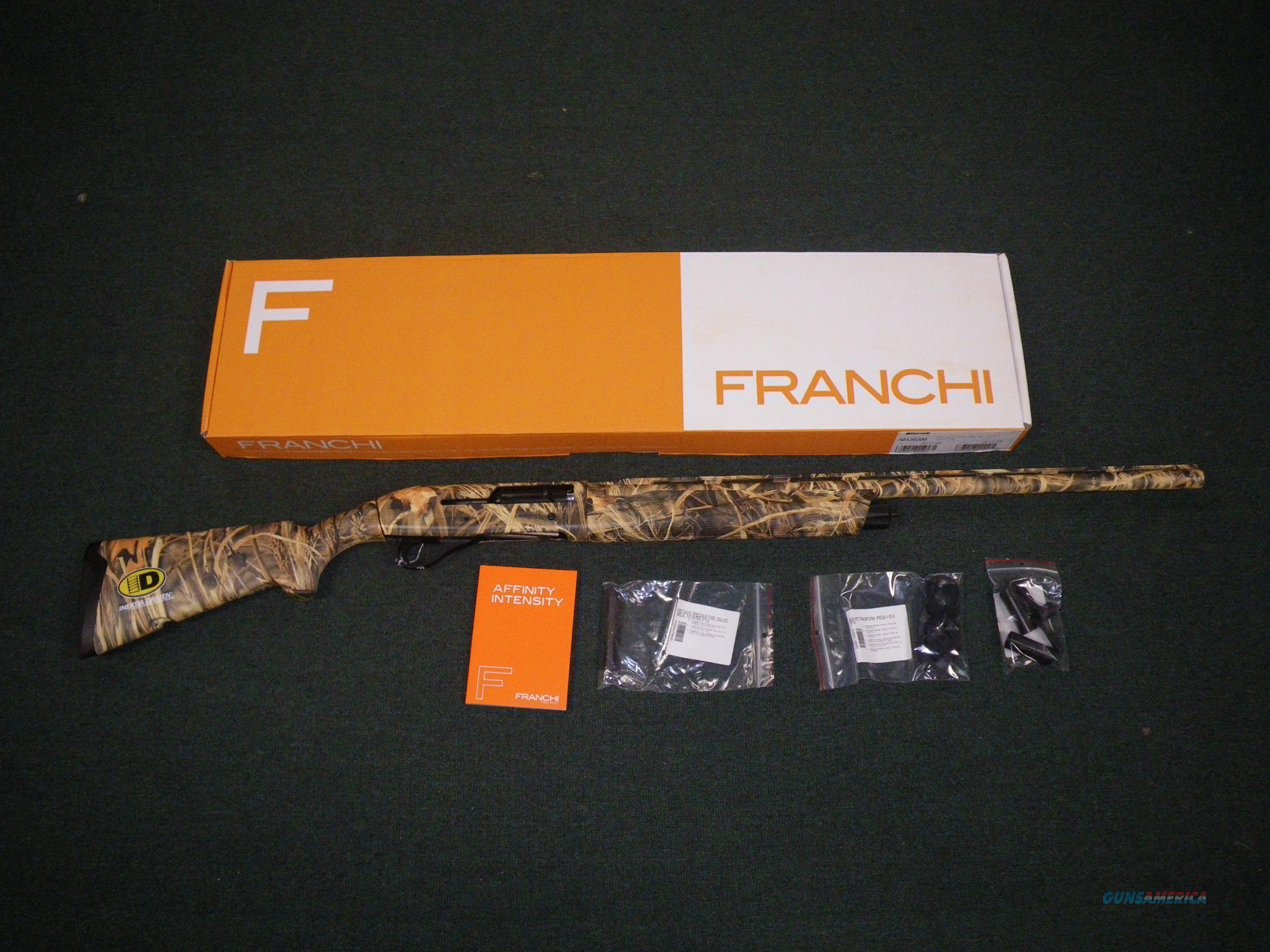 """Franchi Intensity Realtree Max-5 12ga 30"""" #40930  Guns > Shotguns > Franchi Shotguns > Auto/Pump > Hunting"""