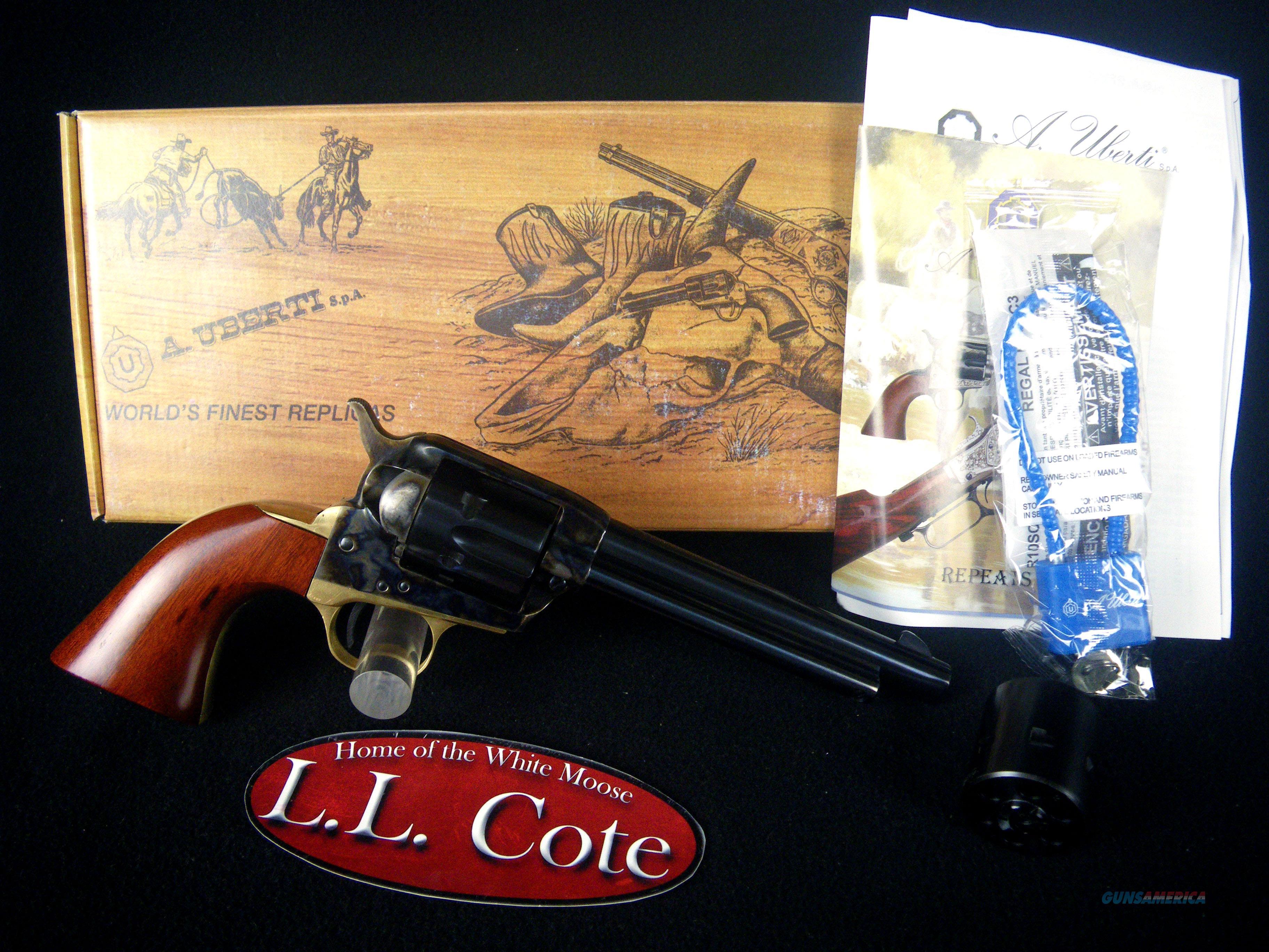 "Uberti 1873 Stallion 22lr/22mag 5.5"" NEW 349879  Guns > Pistols > Uberti Pistols > Ctg."