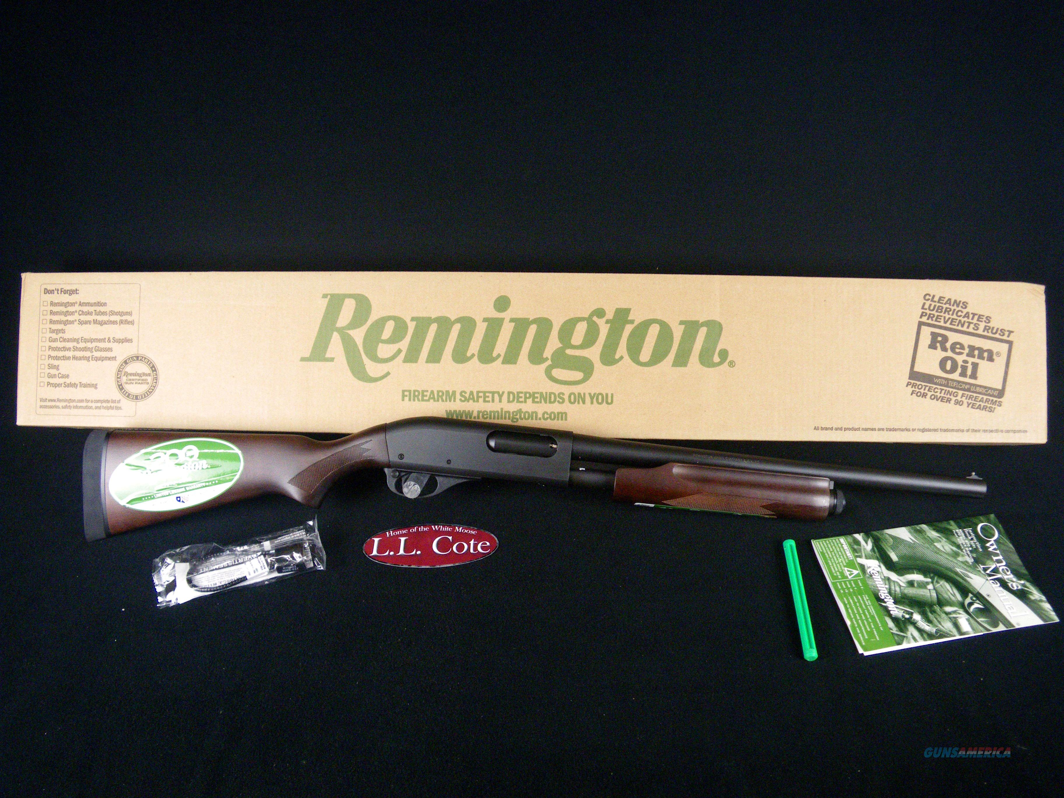 "Remington Model 870 Home Defense 12ga 18.5"" NEW 3"" 25559  Guns > Shotguns > Remington Shotguns  > Pump > Hunting"