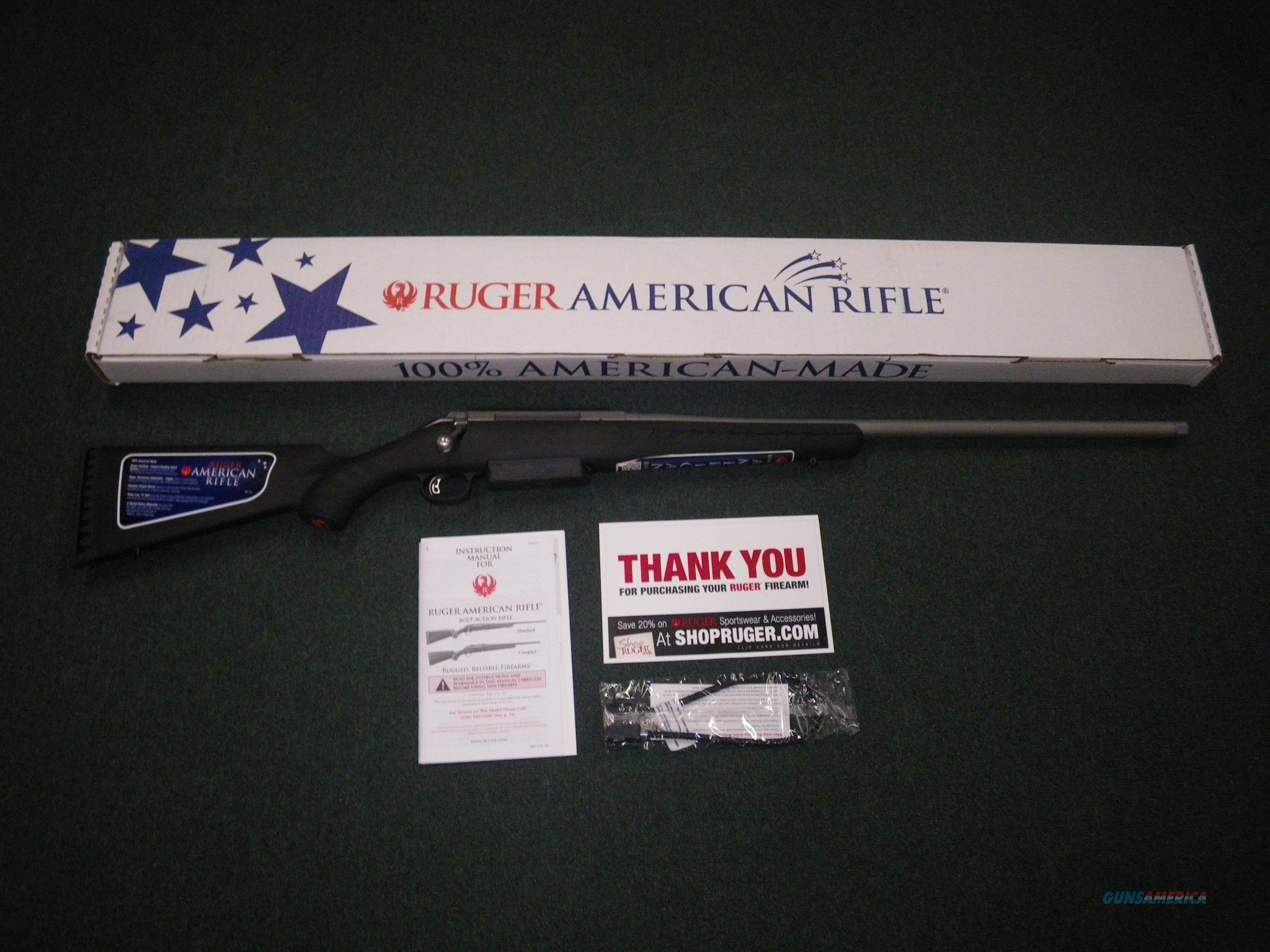 "Ruger American Magnum 300 Win Mag 24"" Threaded NEW #16912  Guns > Rifles > Ruger Rifles > American Rifle"