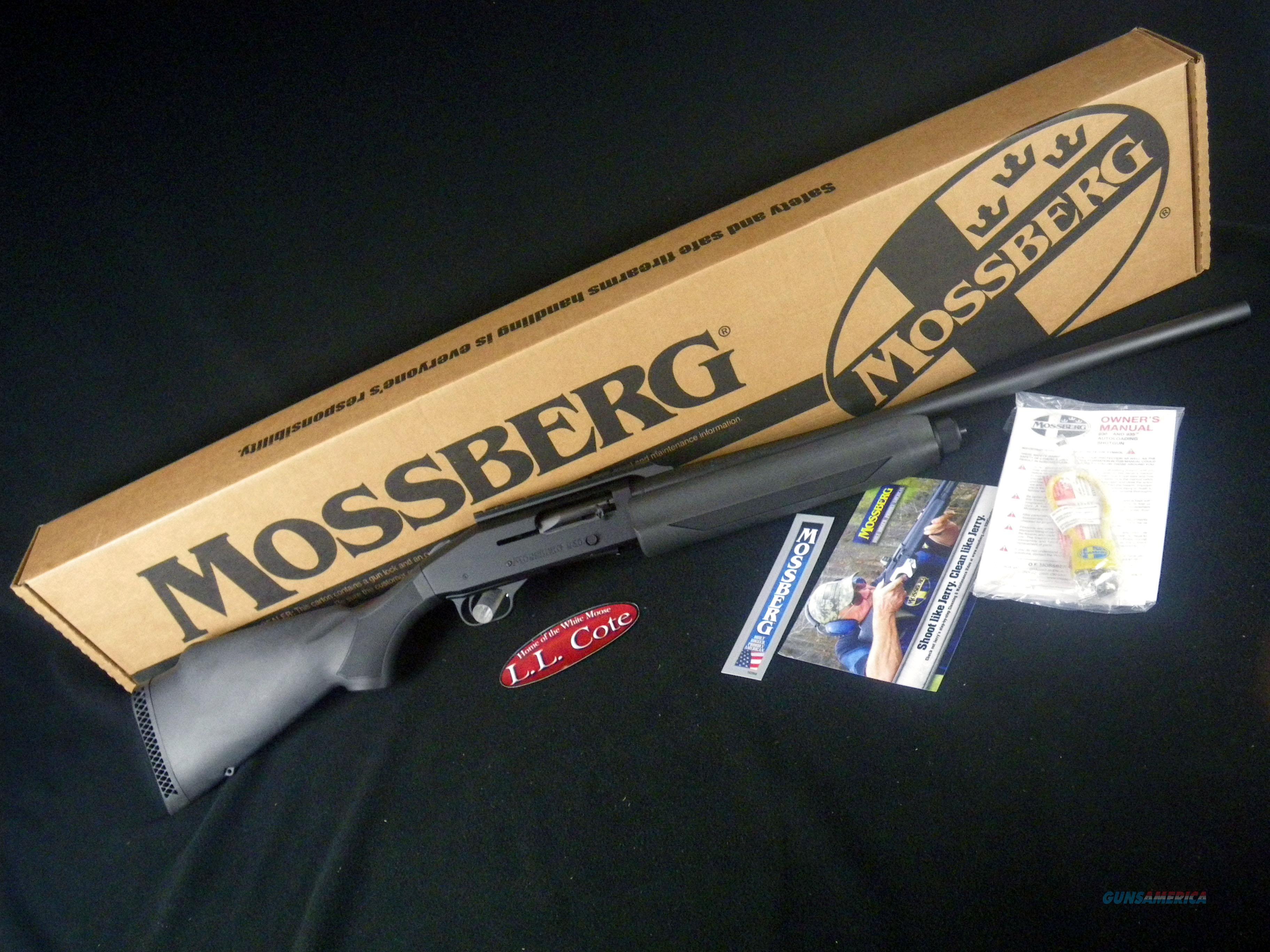 """Mossberg 930 Slugster 12ga Rifled 24"""" NEW 3"""" 85232  Guns > Shotguns > Mossberg Shotguns > Autoloaders"""