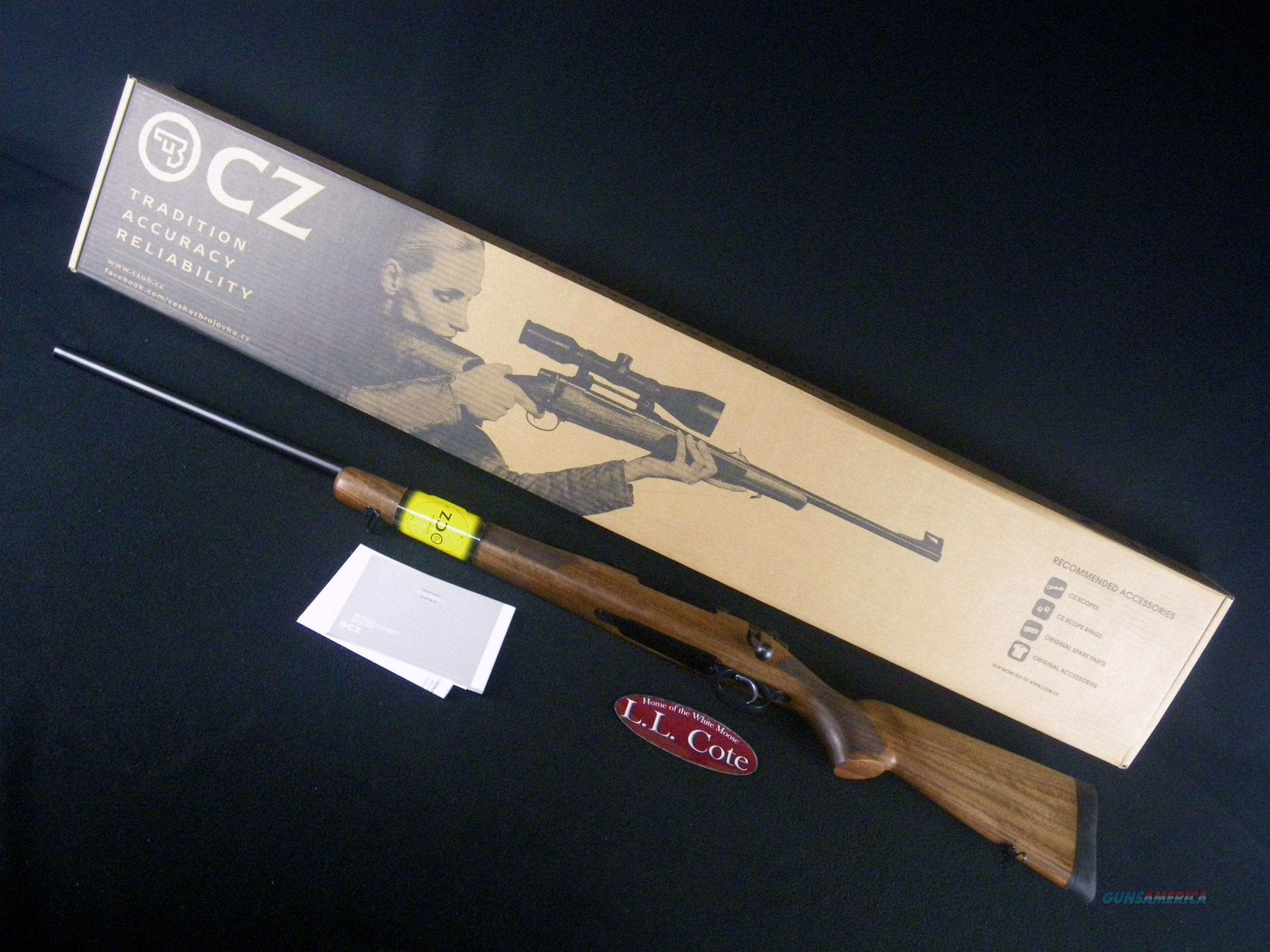 "CZ 557 Left Hand 30-06 Spfld 24"" NEW Walnut 04870  Guns > Rifles > CZ Rifles"