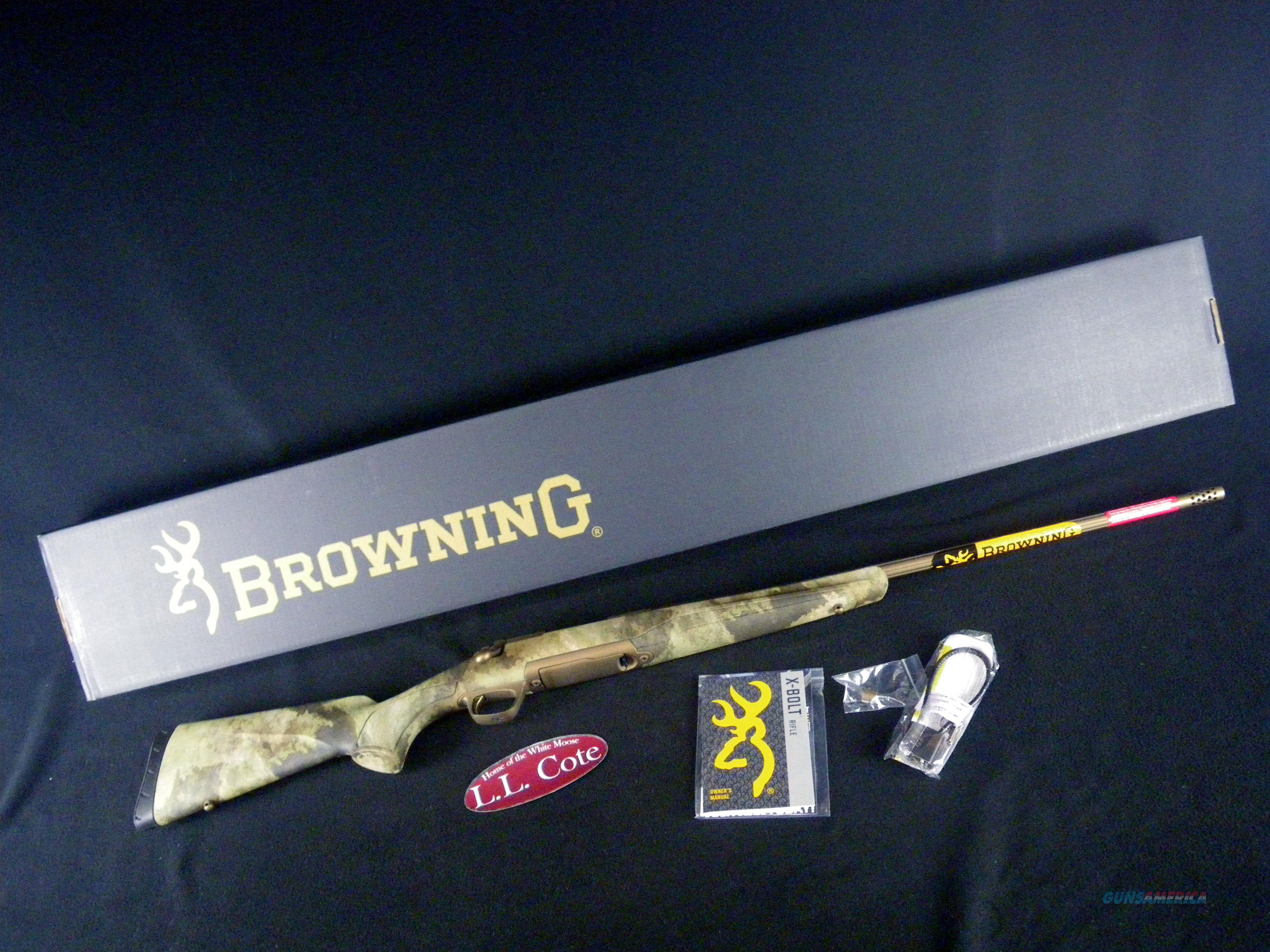 "Browning X-Bolt Hells Canyon Speed 7mm-08 22"" NEW 035498216  Guns > Rifles > Browning Rifles > Bolt Action > Hunting > Blue"