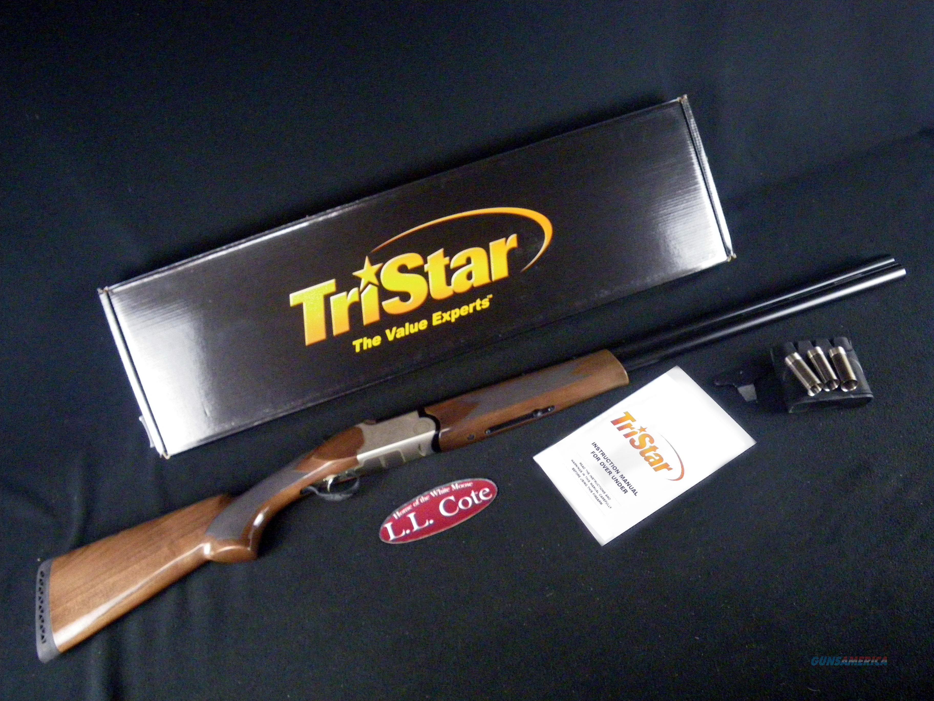 """Tristar Setter S/T 12ga 28"""" NEW Walnut 3"""" 30129  Guns > Shotguns > Tristar Shotguns"""