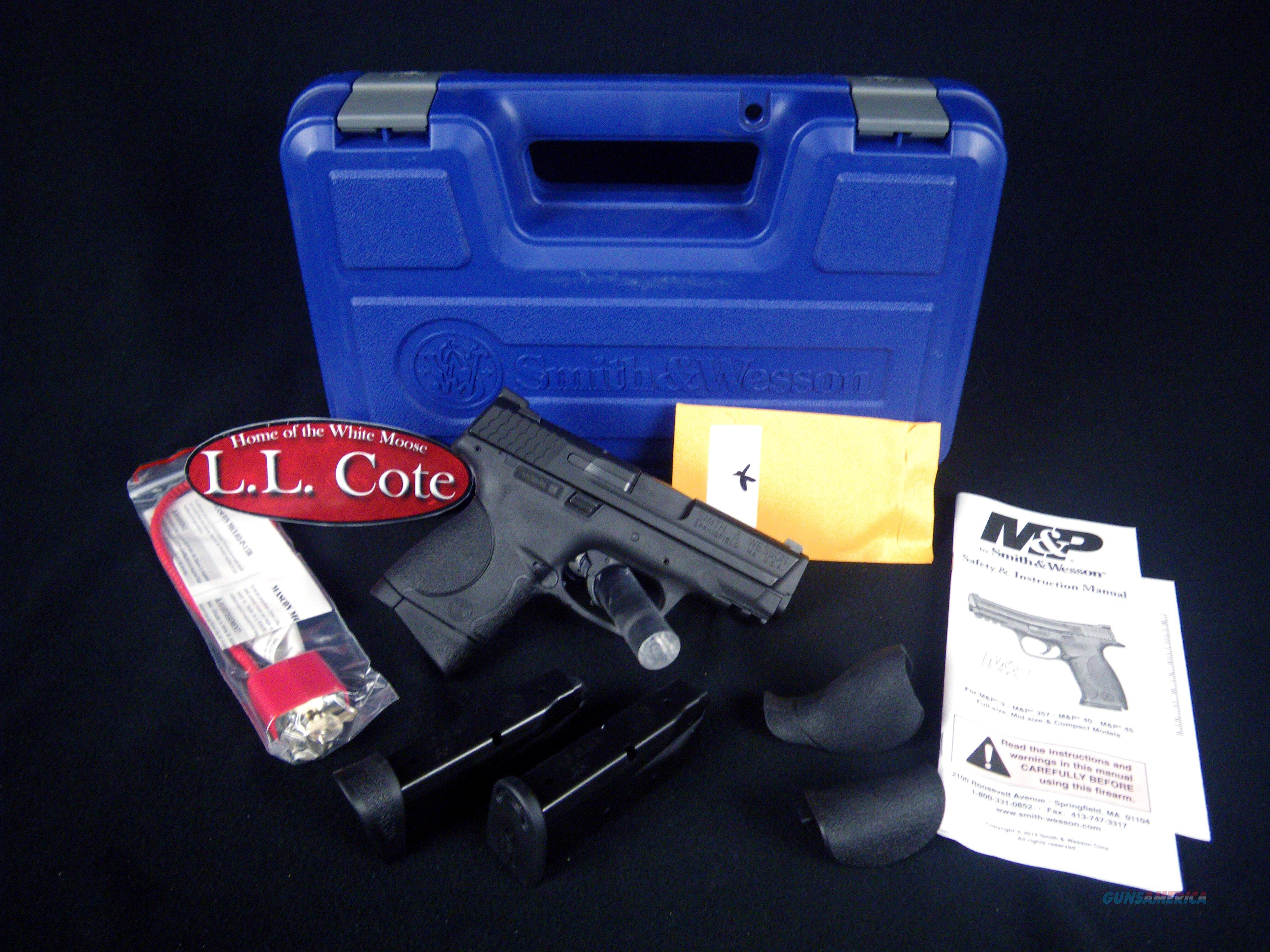 "Smith & Wesson M&P40C 40 S&W 3.5"" Barrel NEW 10085  Guns > Pistols > Smith & Wesson Pistols - Autos > Polymer Frame"