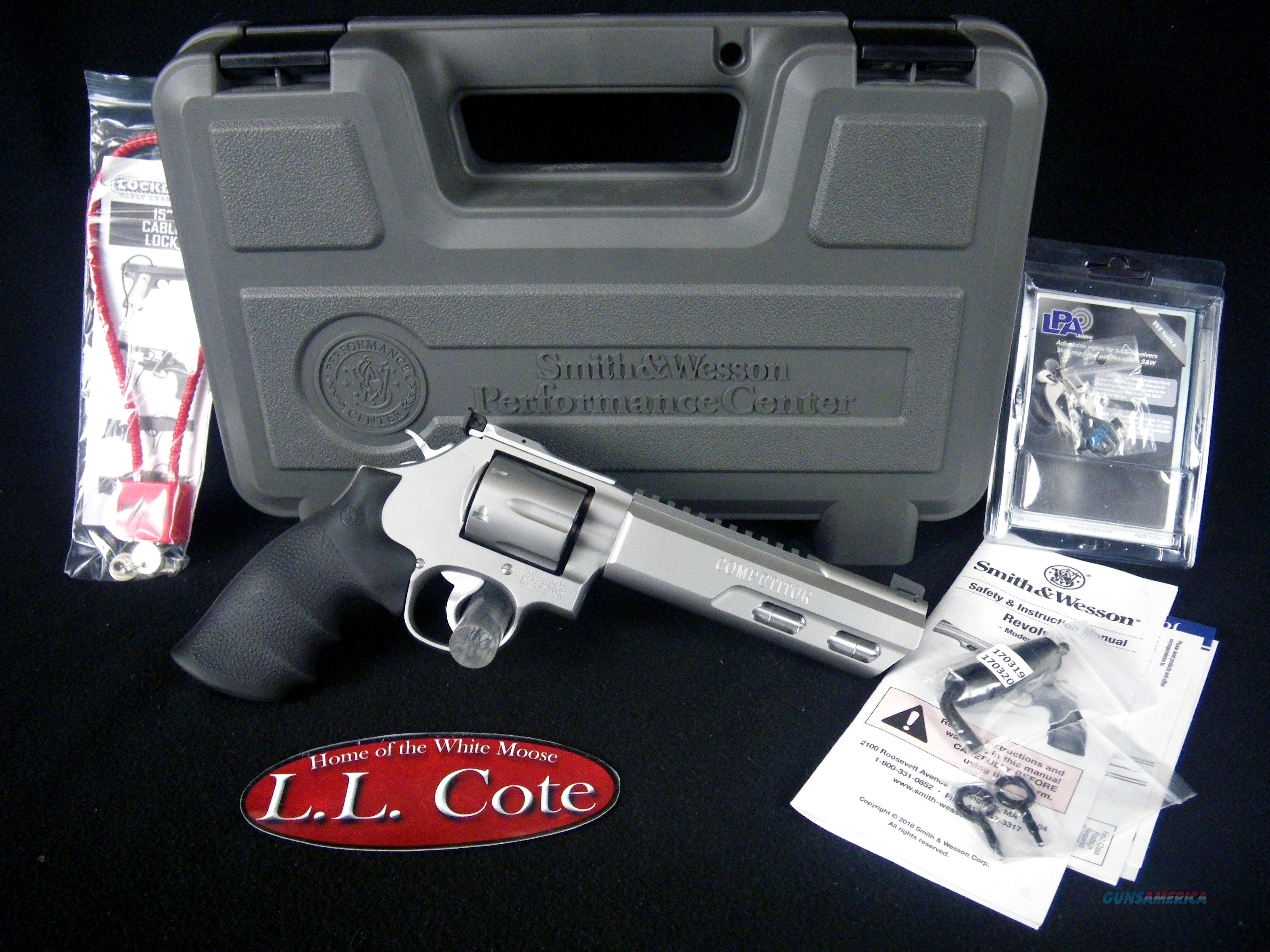 """Smith & Wesson Model 686 Competitor 357mag 6"""" NEW 170319  Guns > Pistols > Smith & Wesson Revolvers > Performance Center"""
