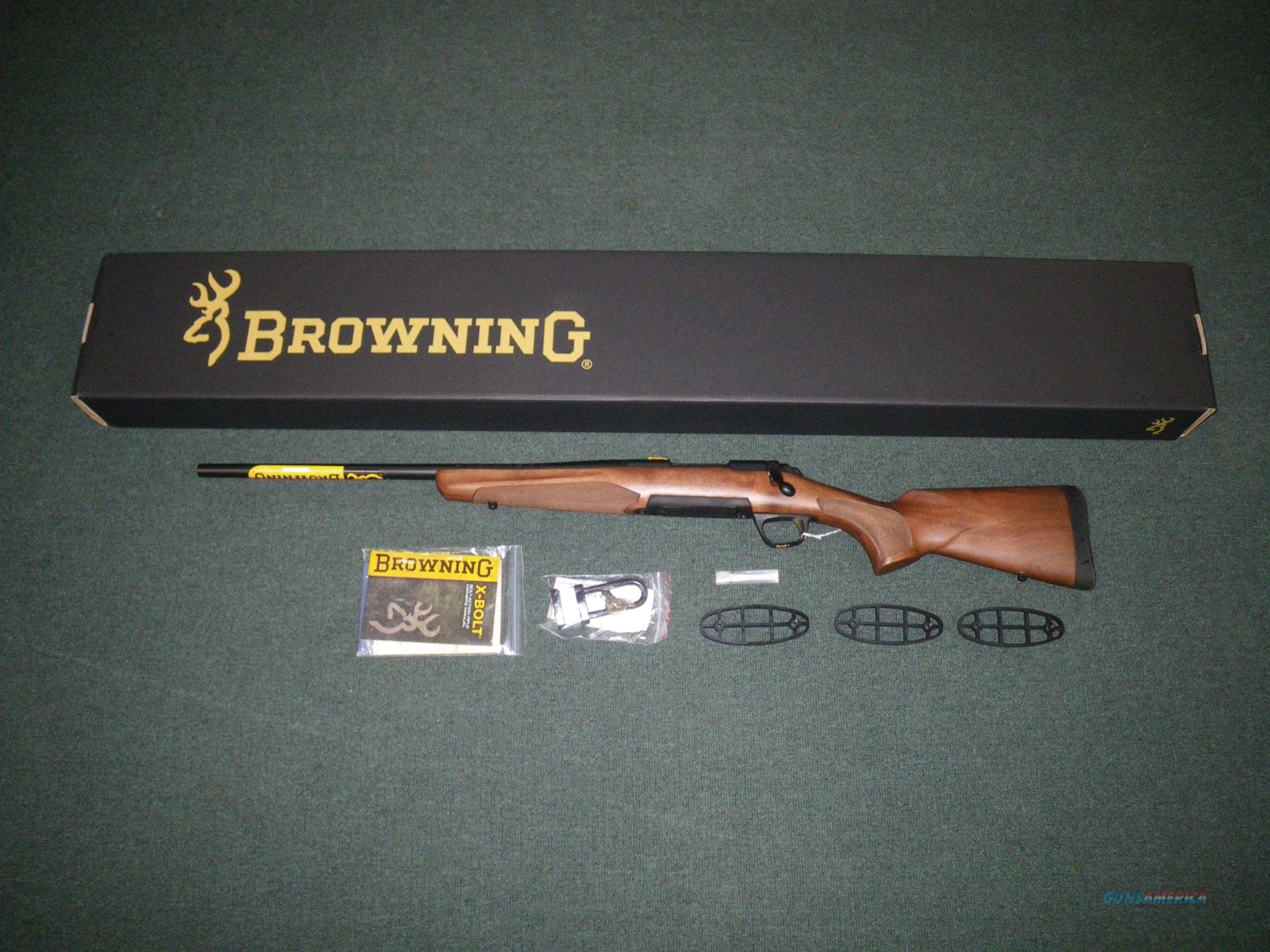 "Browning X-Bolt Micro Midas LH 7mm-08 Rem 20"" NEW #035279216  Guns > Rifles > Browning Rifles > Bolt Action > Hunting > Blue"