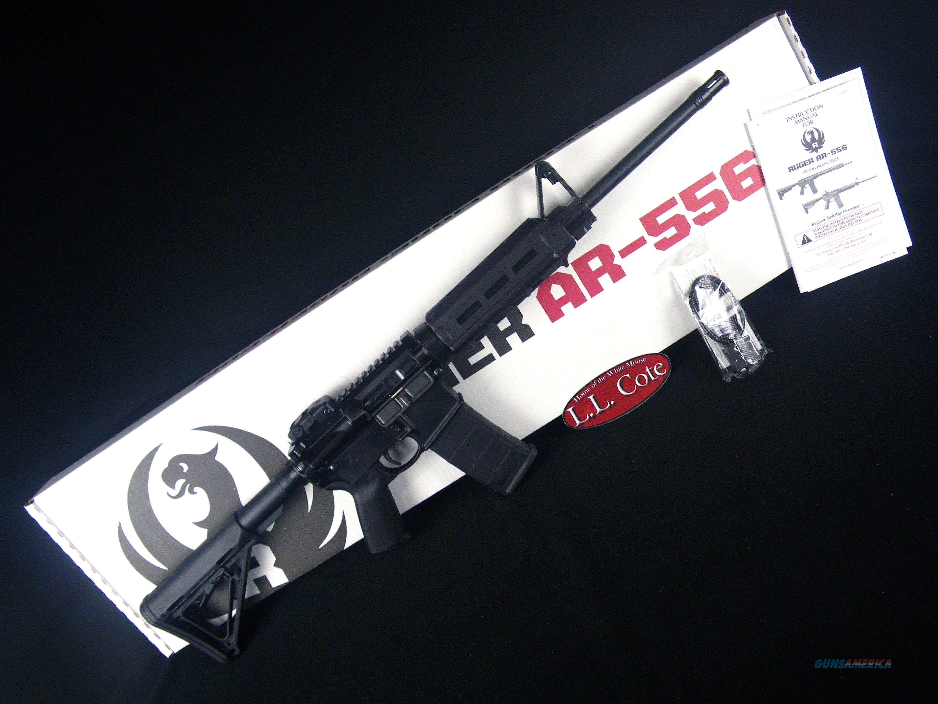"Ruger AR-556 5.56 Nato 16.1"" Black NEW 8515  Guns > Rifles > Ruger Rifles > AR Series"