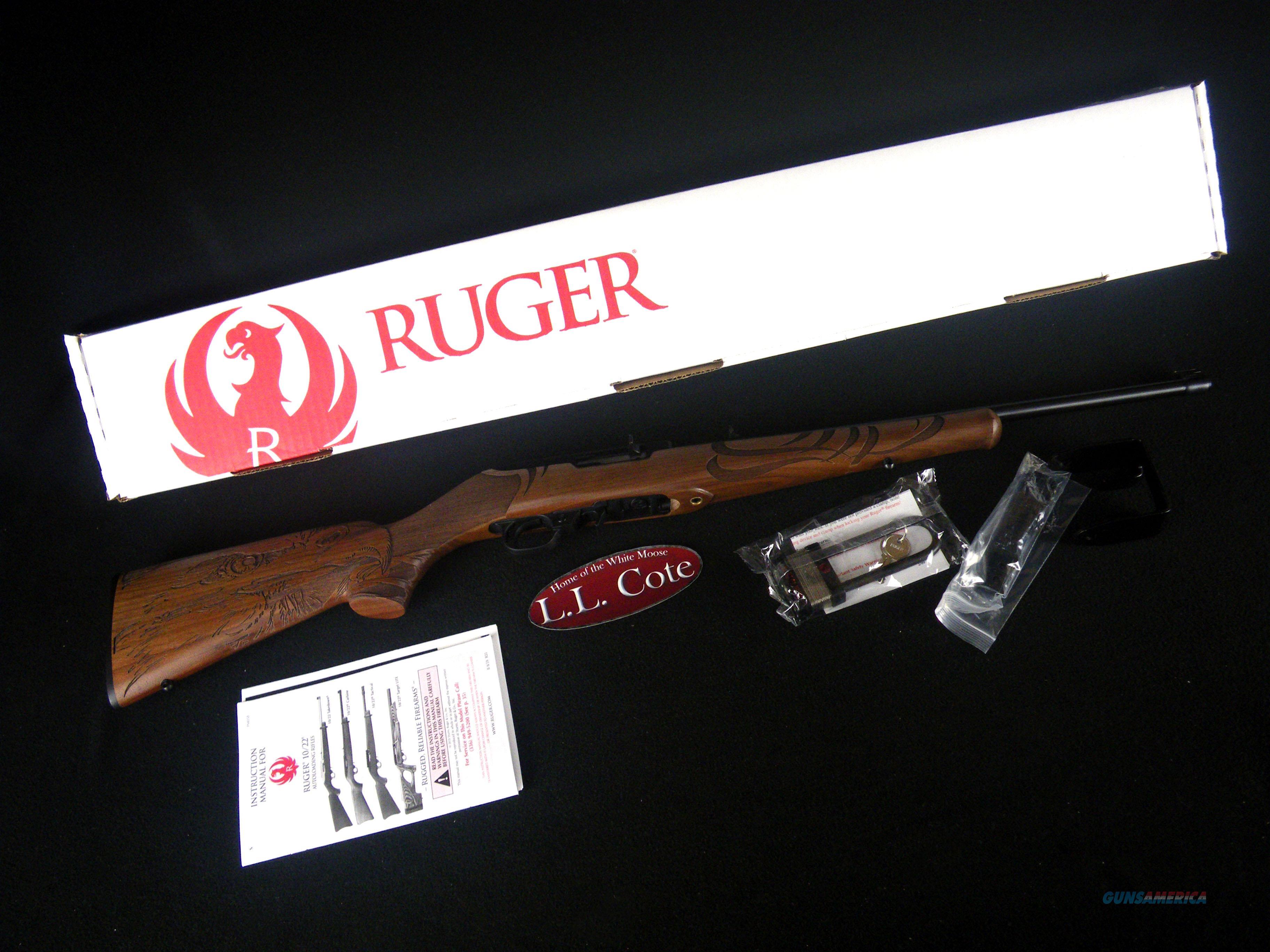 """Ruger 10/22 Sporter 22lr 18.5"""" Eagle NEW 21199  Guns > Rifles > Ruger Rifles > 10-22"""