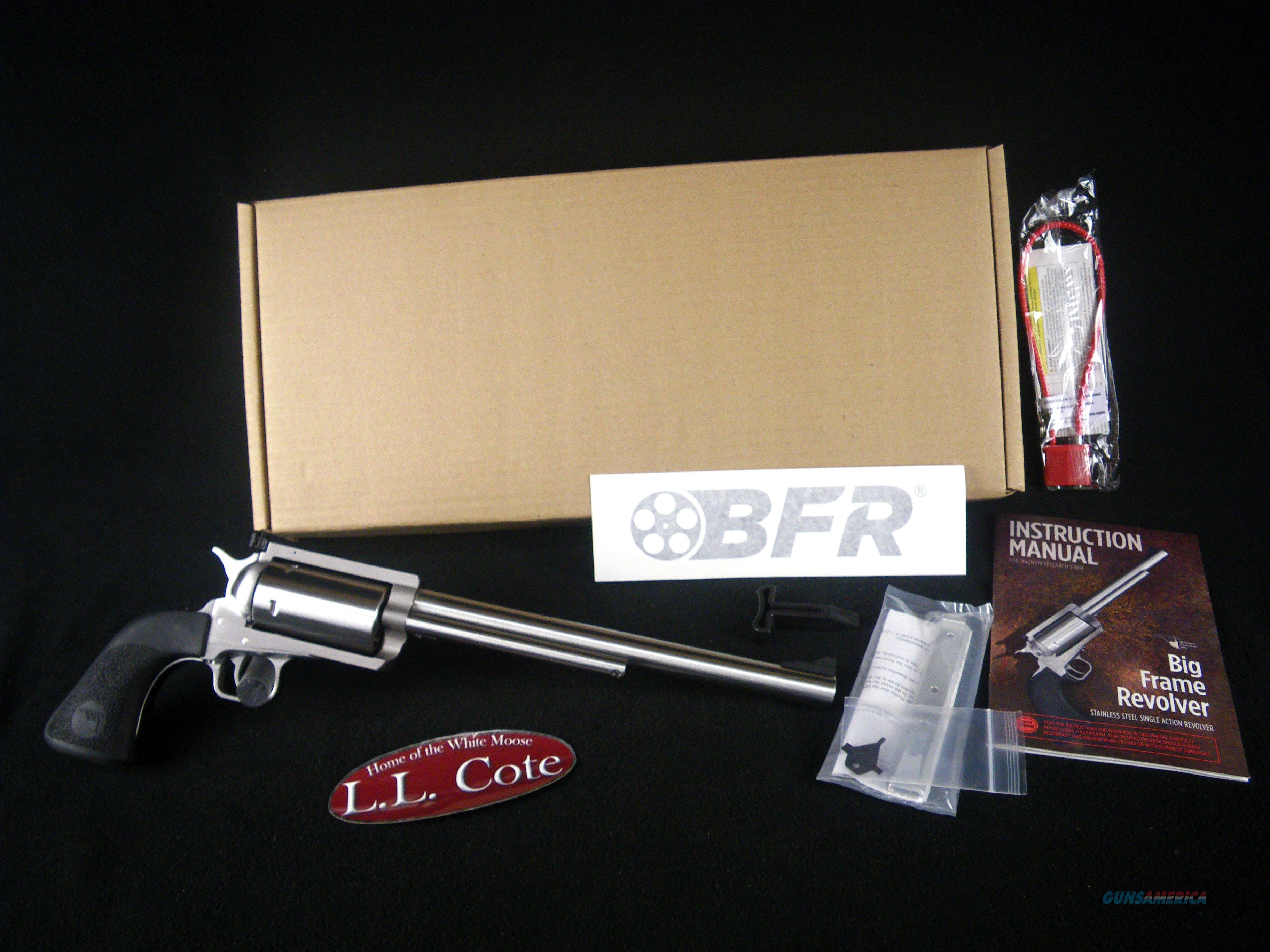 "Magnum Research BFR 450 Marlin 10"" NEW BFR450M  Guns > Pistols > Magnum Research Pistols"